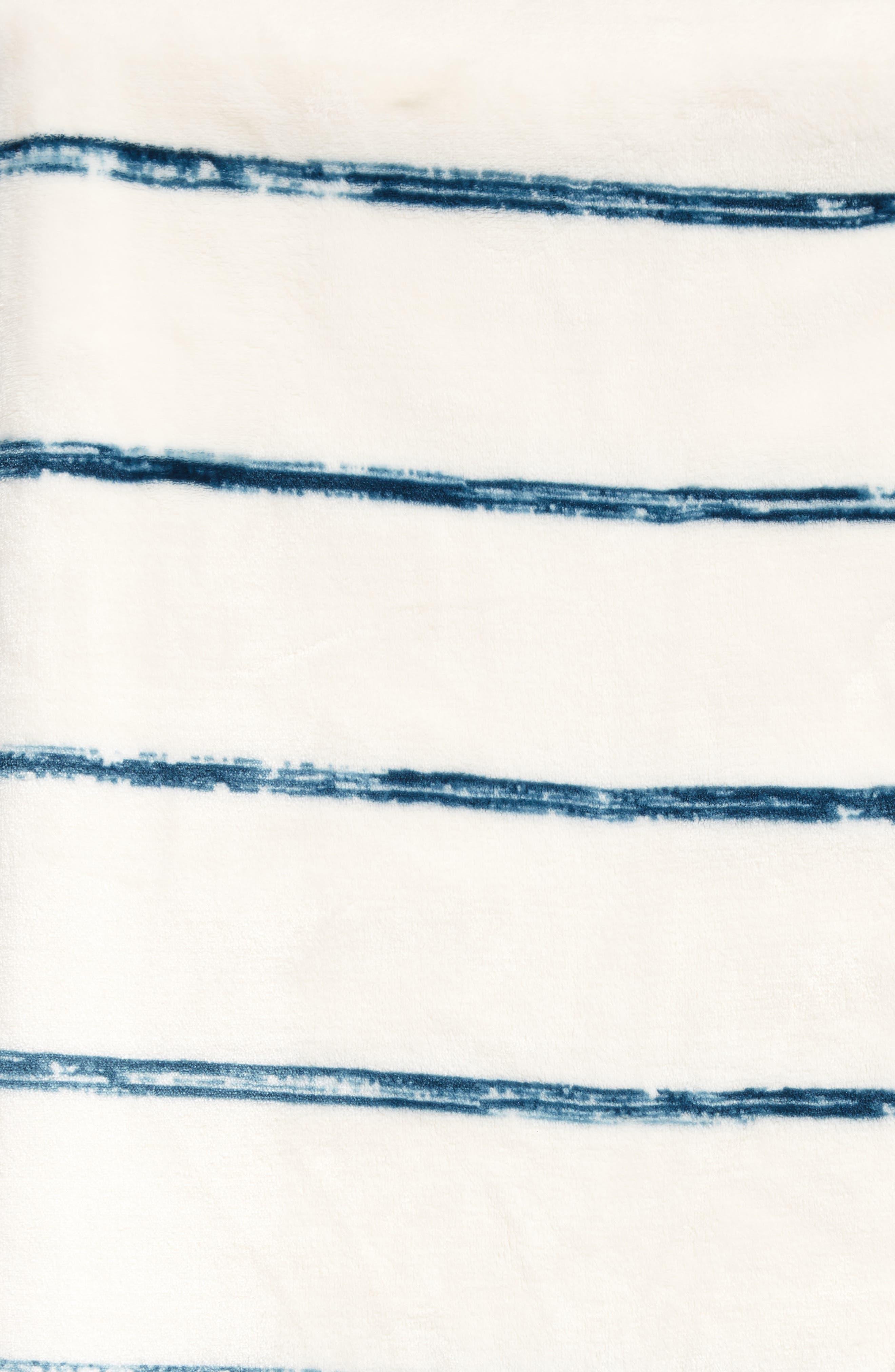 Alternate Image 2  - Levtex Stripe Throw