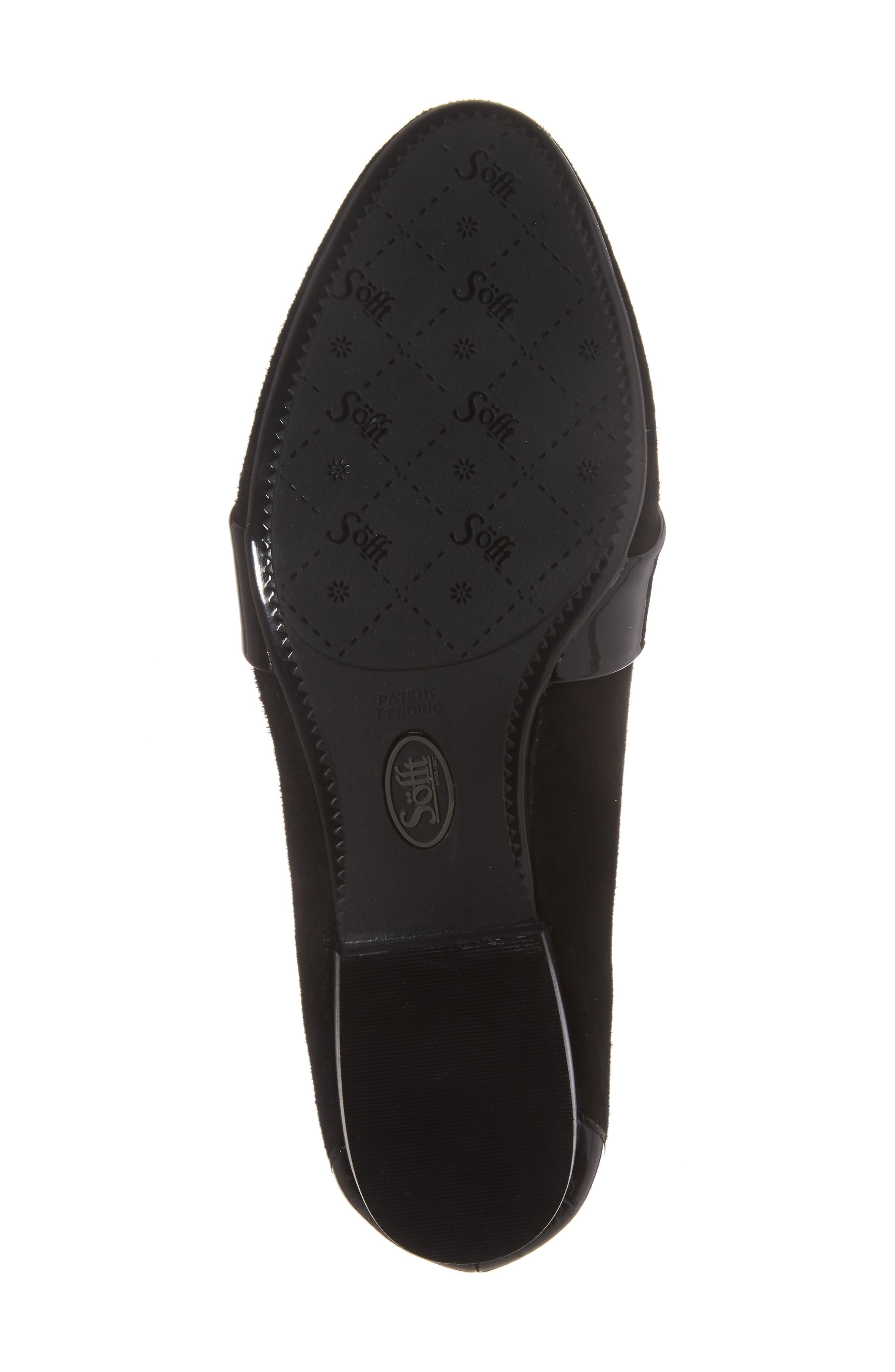 Alternate Image 6  - Söfft Brandis Genuine Calf Hair Loafer (Women)