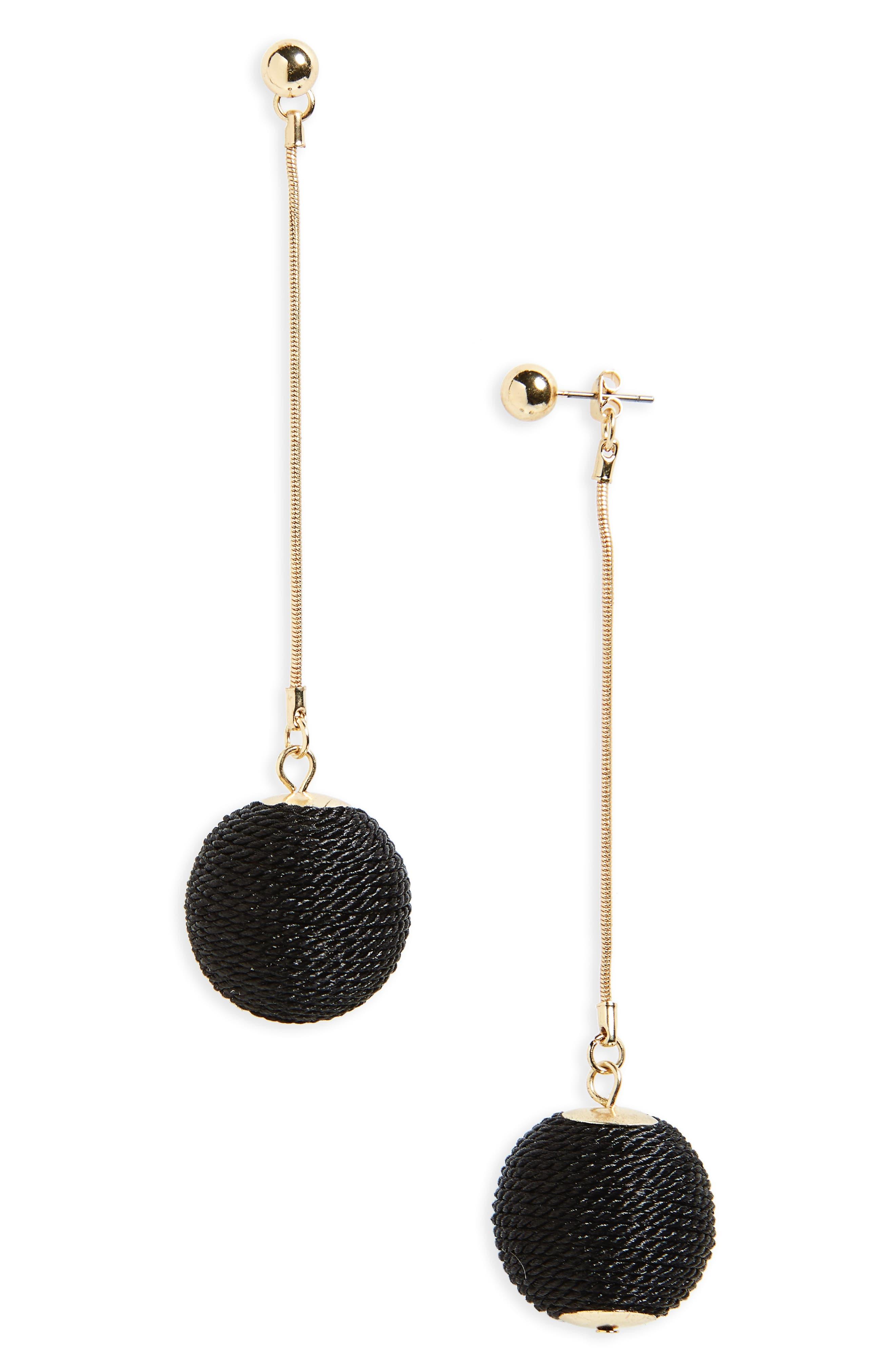 Alternate Image 1 Selected - BP. Ball Drop Ear Jackets