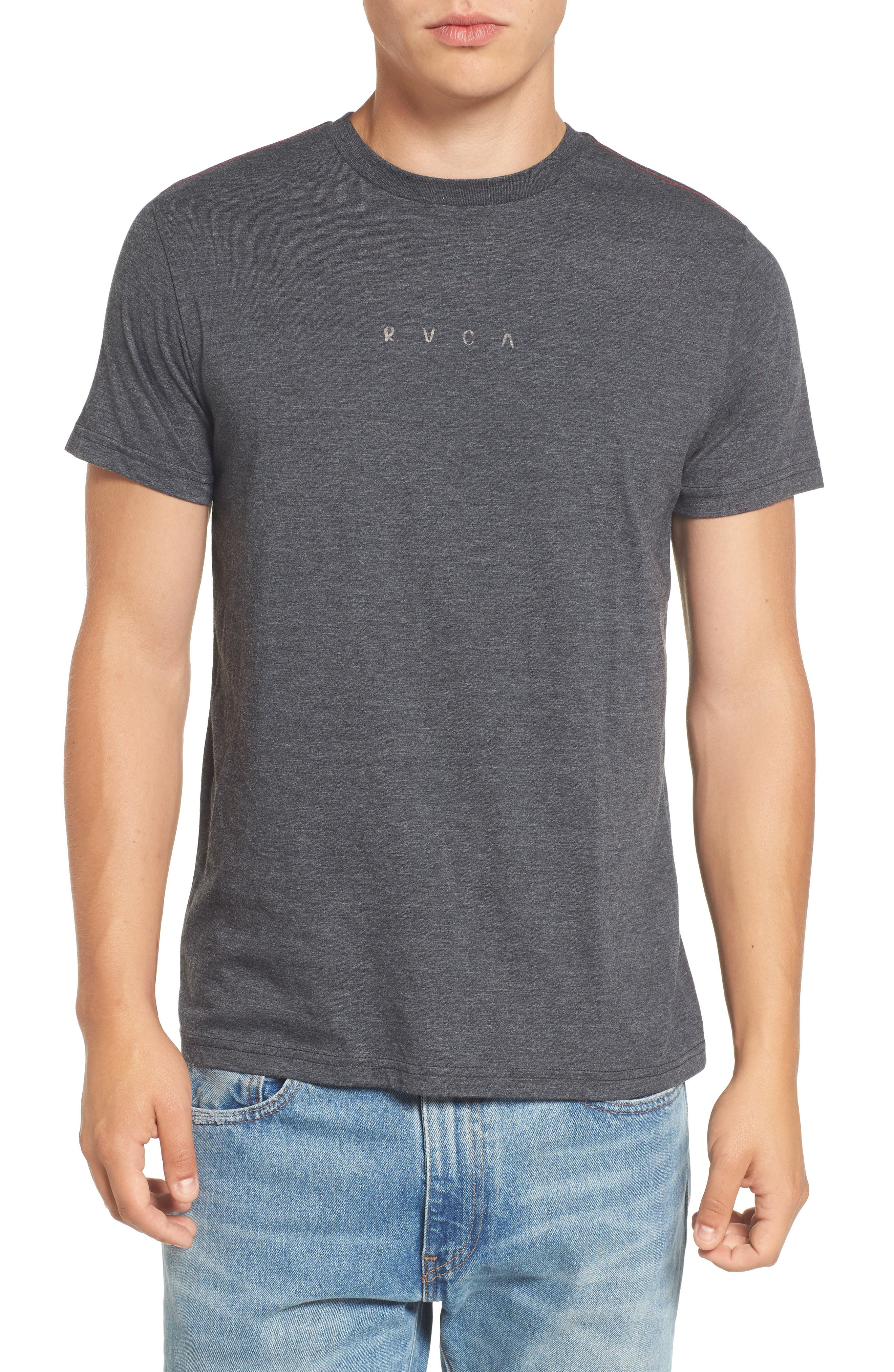 Main Image - RVCA Snooze Cloud Graphic T-Shirt