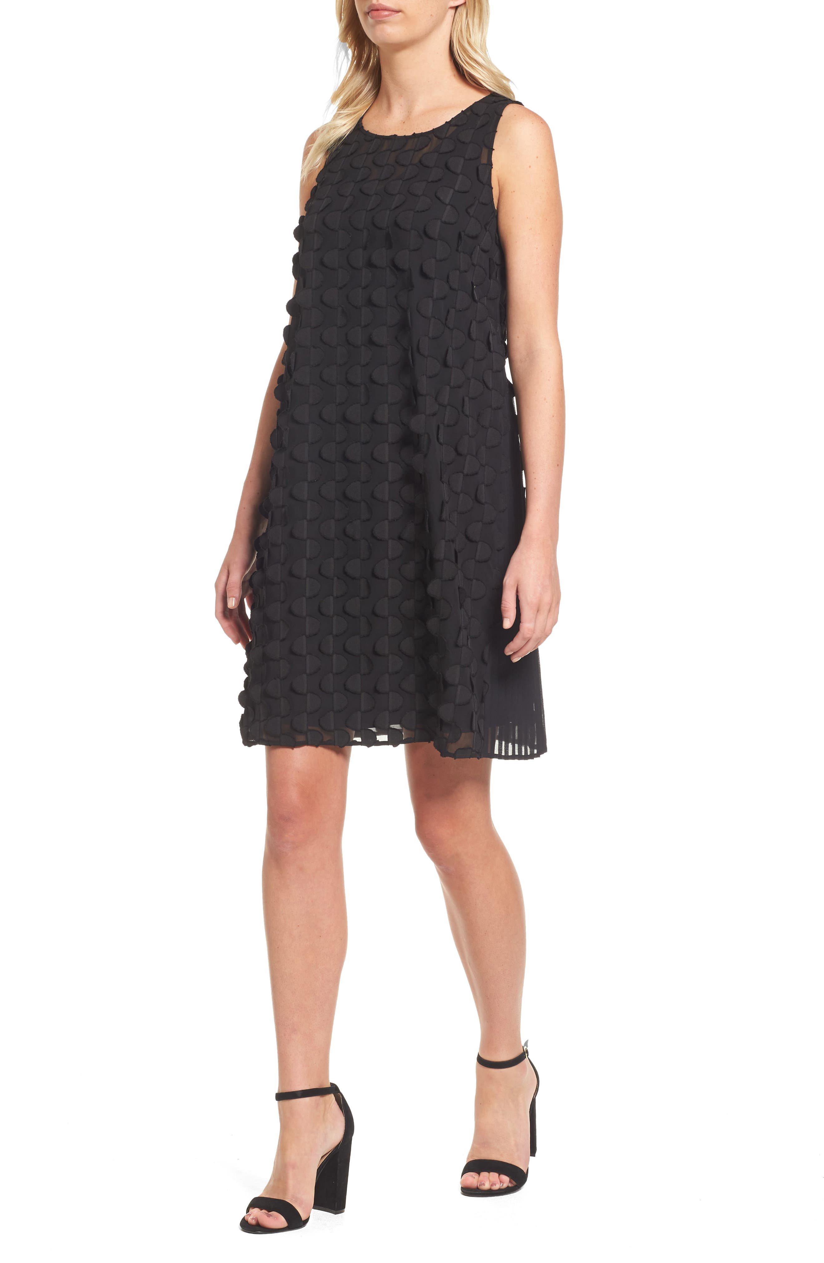 Alternate Image 1 Selected - Nic + Zoe Showtime Shift Dress (Regular & Petite)