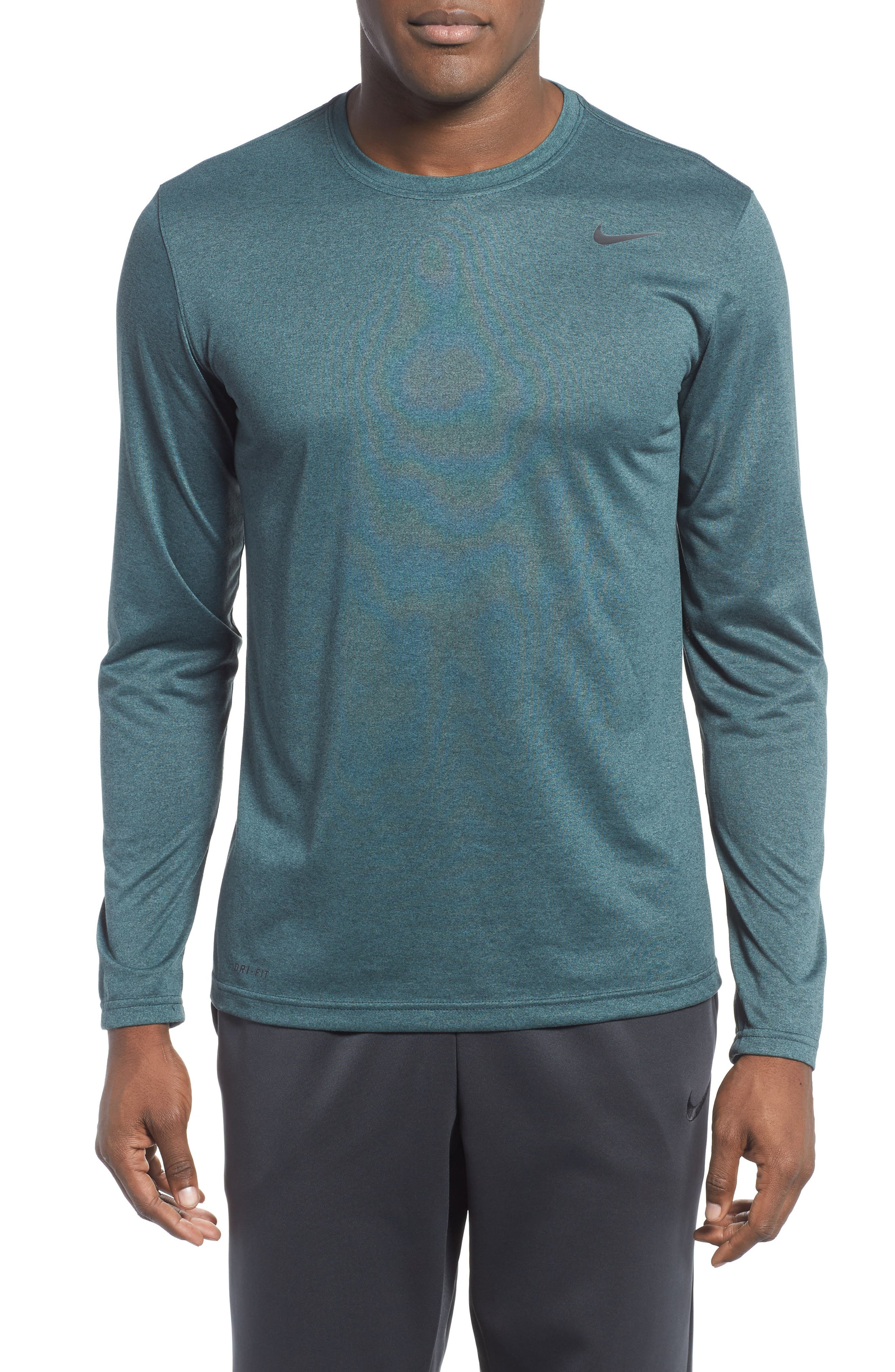 Nike 'Legend 2.0' Long Sleeve Dri-FIT Training T-Shirt