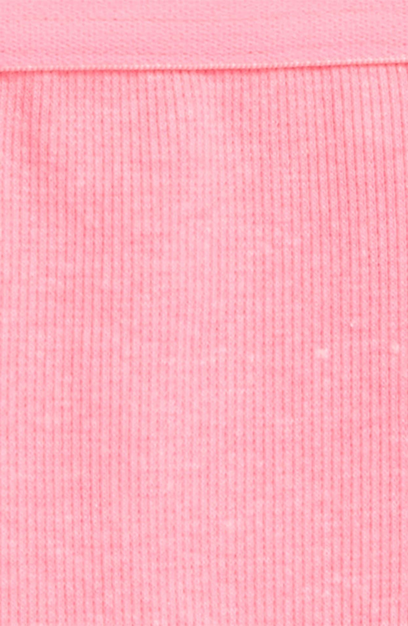 2-Pack Ribbed Leggings,                             Alternate thumbnail 2, color,                             Pink
