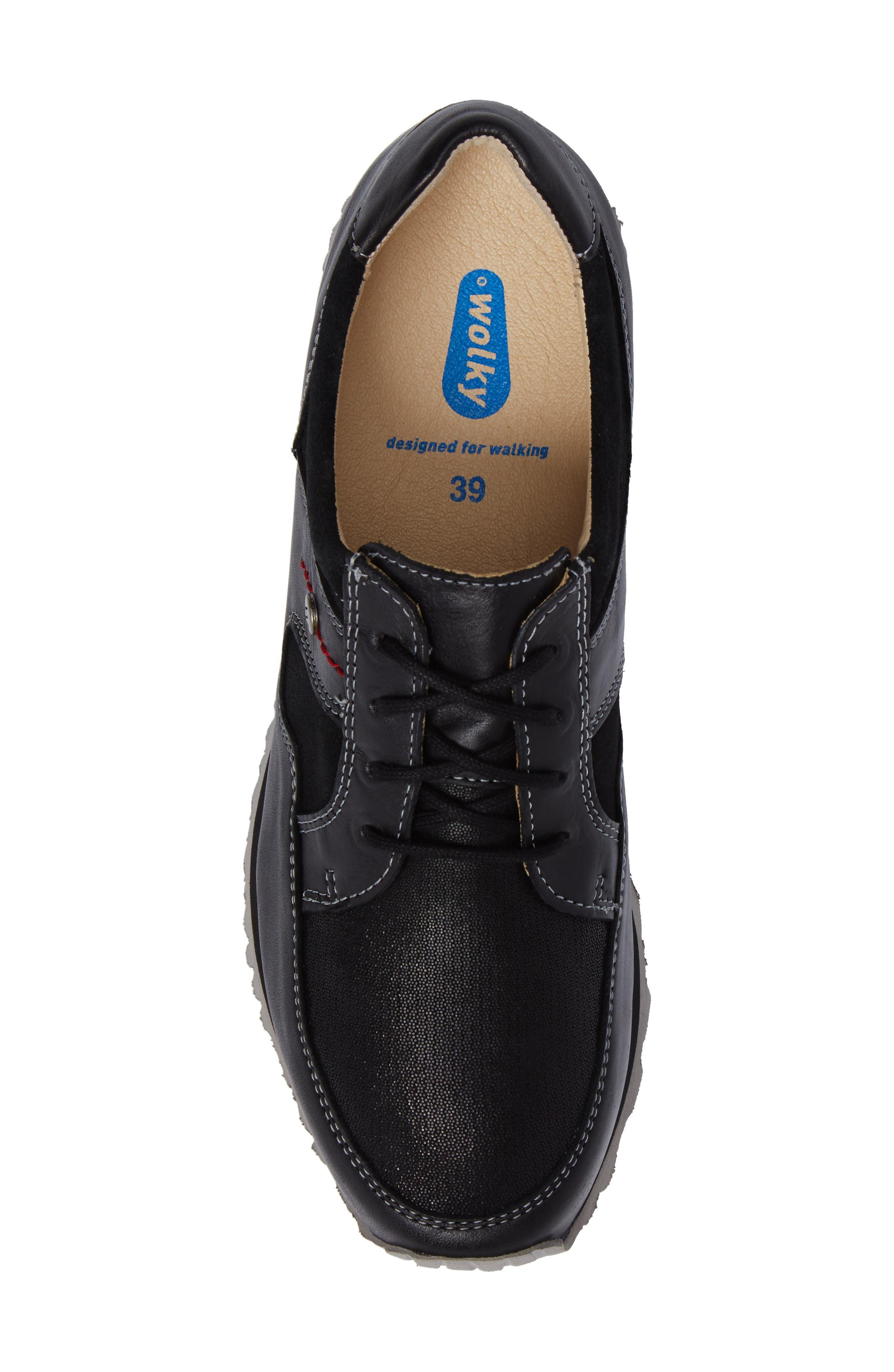 Alternate Image 5  - Wolky E-Walk Sneaker (Women)