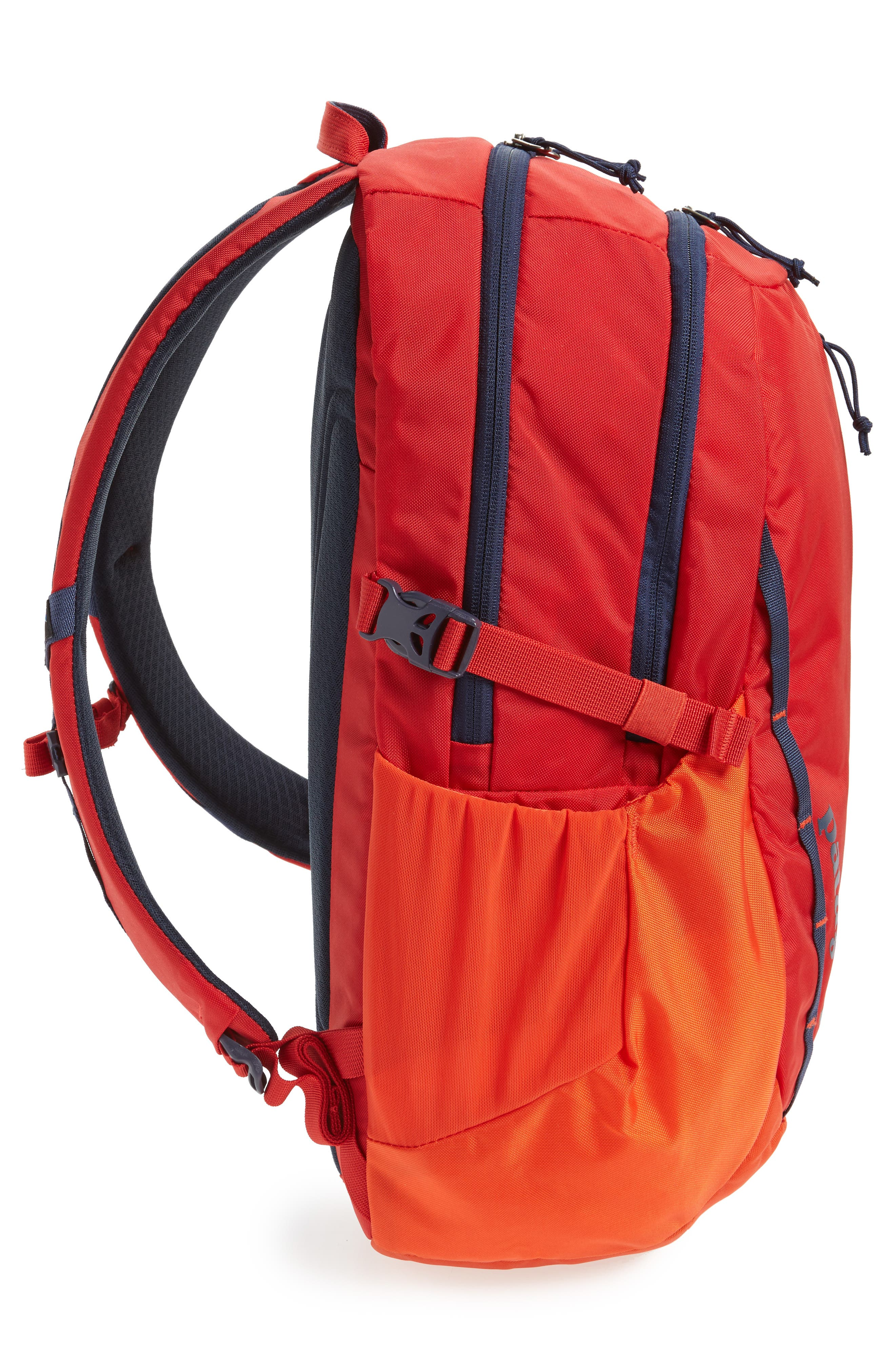 28L Refugio Backpack,                             Alternate thumbnail 5, color,                             Paintbrush Red