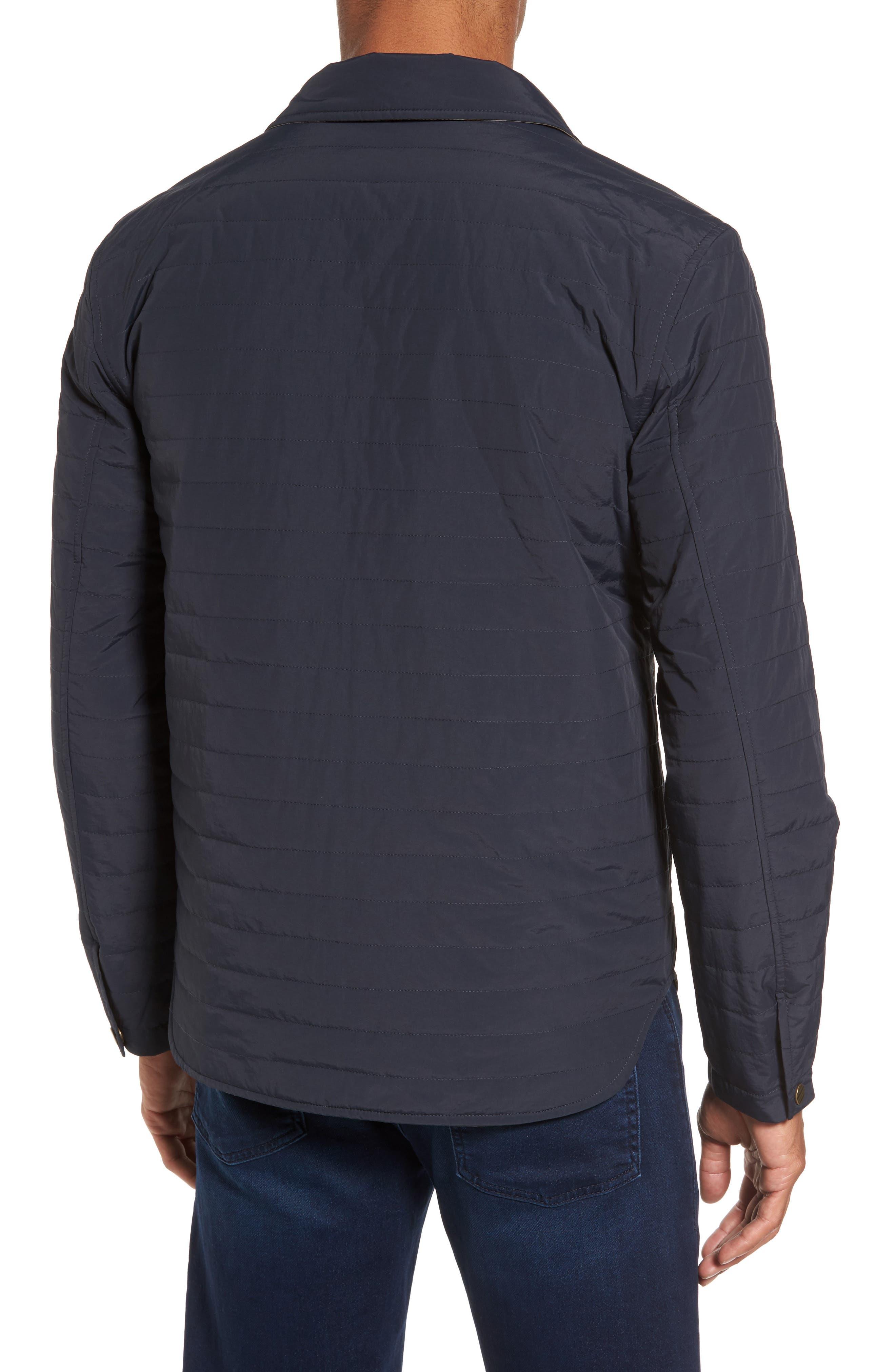 Alternate Image 2  - Billy Reid Leroy Quilted Shirt Jacket