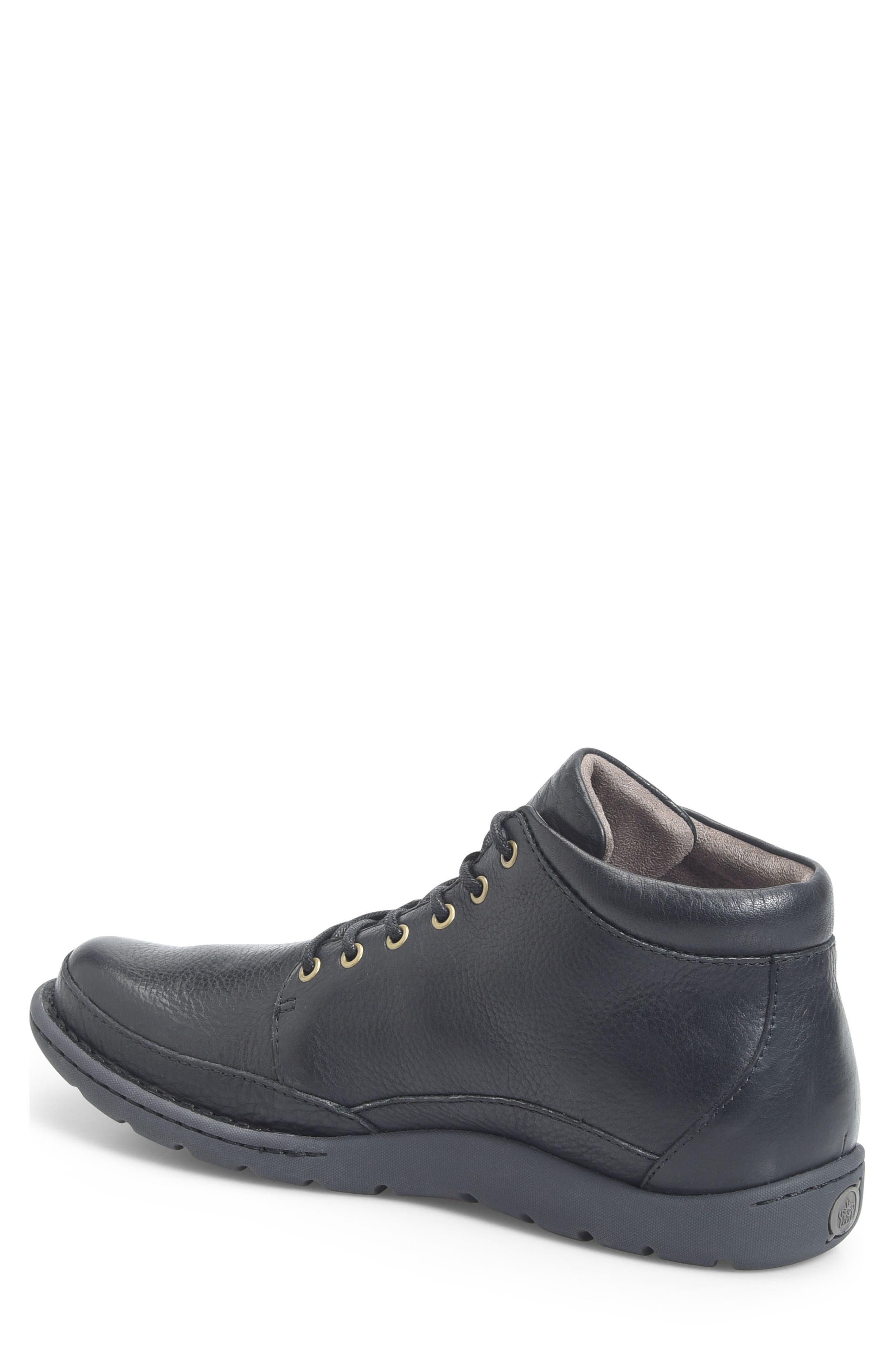 Nigel Low Boot,                             Alternate thumbnail 2, color,                             Black