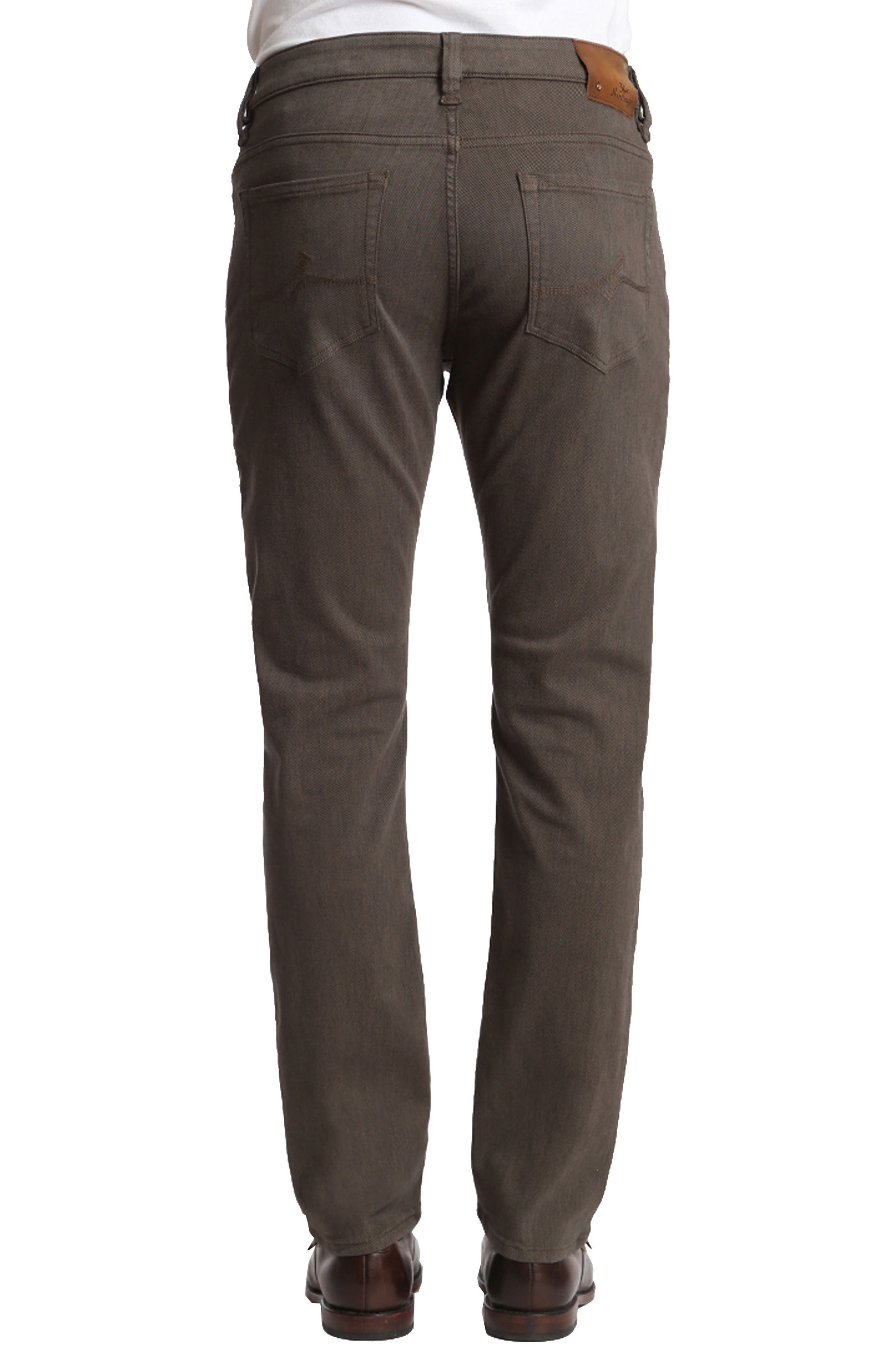 Charisma Relaxed Fit Jeans,                             Alternate thumbnail 2, color,                             Taupe Diagonal