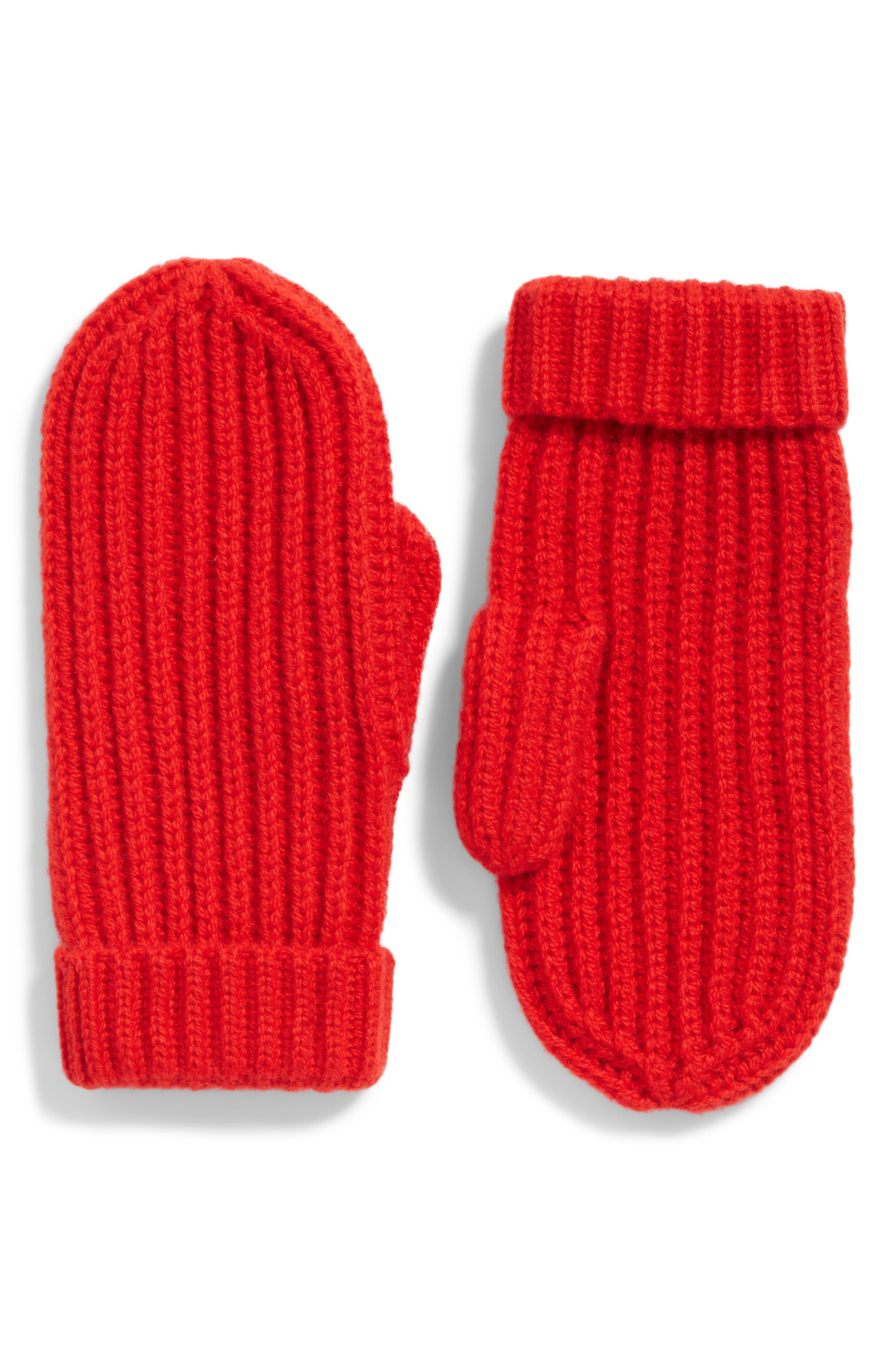 Alternate Image 1 Selected - Everlane The Cashmere Mittens
