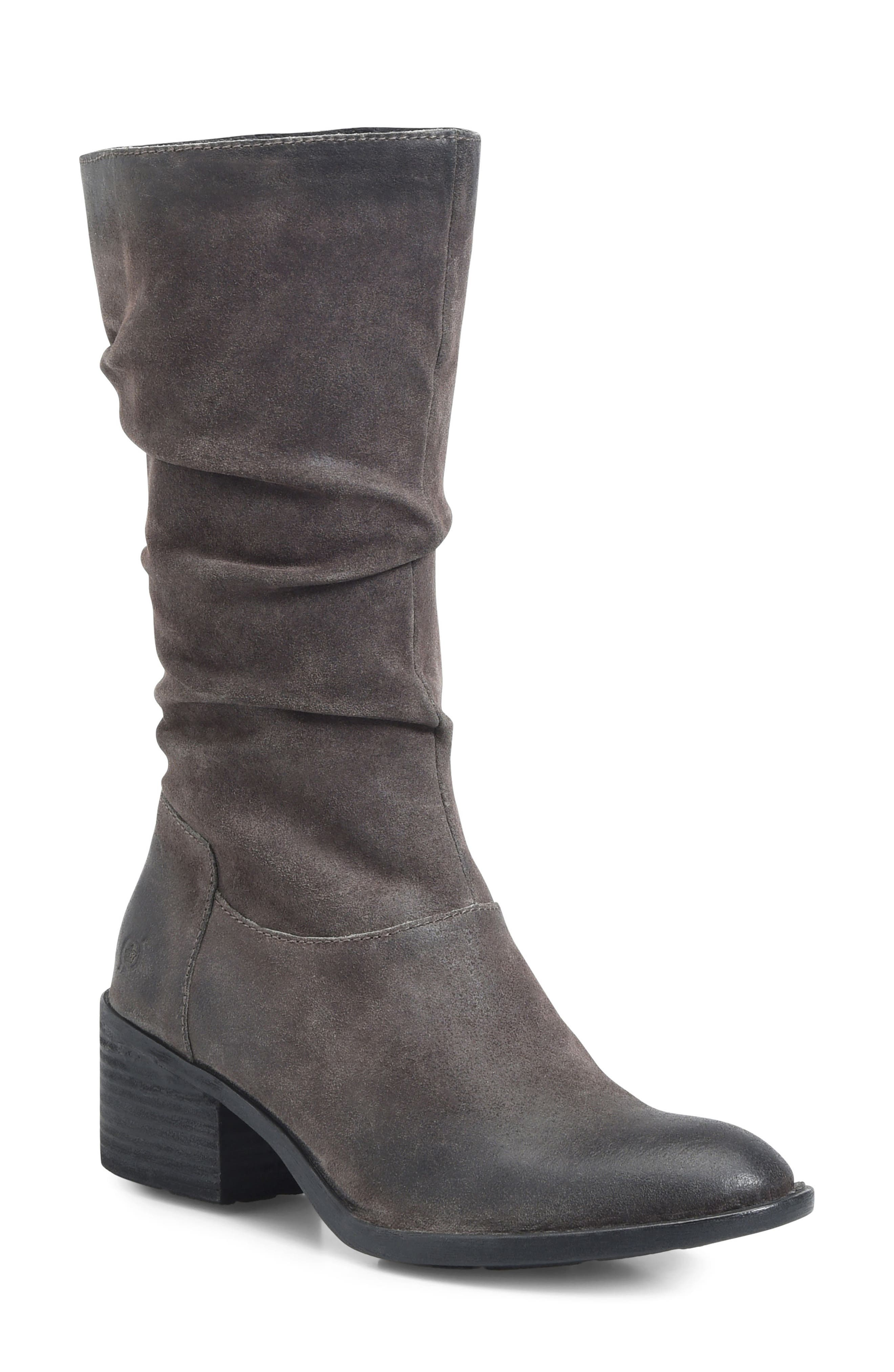 Alternate Image 1 Selected - Børn Peavy Slouch Boot (Women)