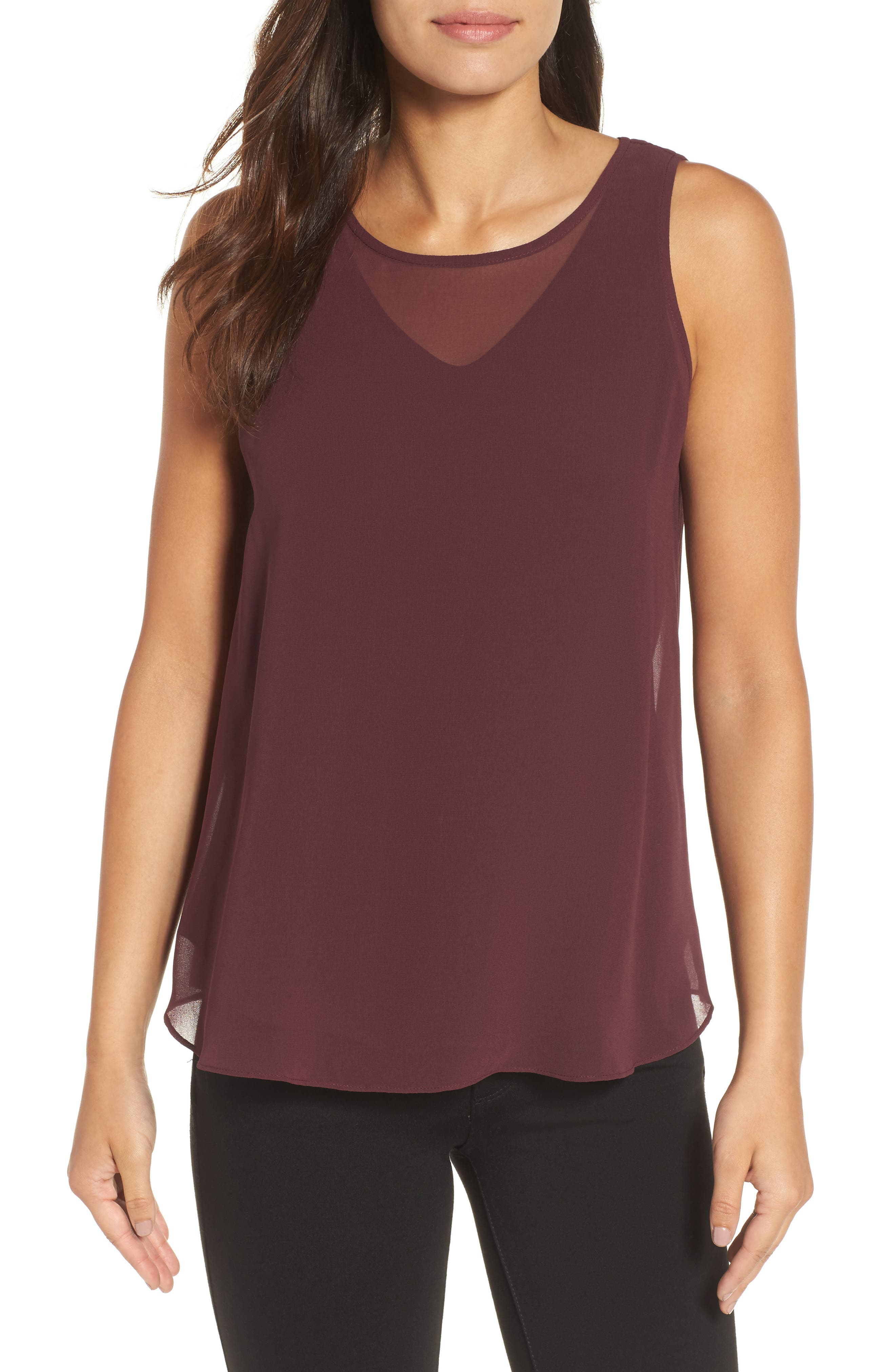 NIC+ZOE Sheer Collection Top (Regular & Petite)