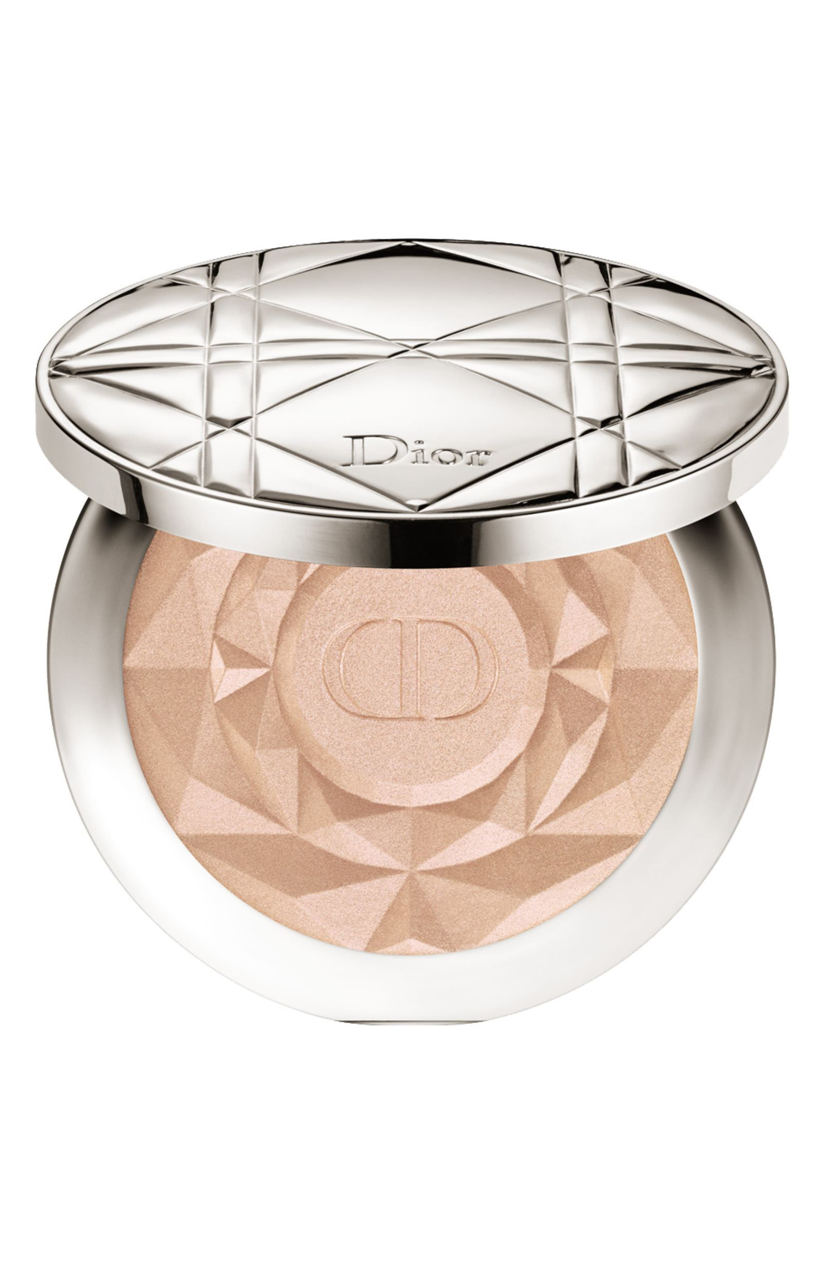 Main Image - Dior Diorskin Nude Air Luminizer Precious Rocks Shimmering Sculpting Powder (Limited Edition)