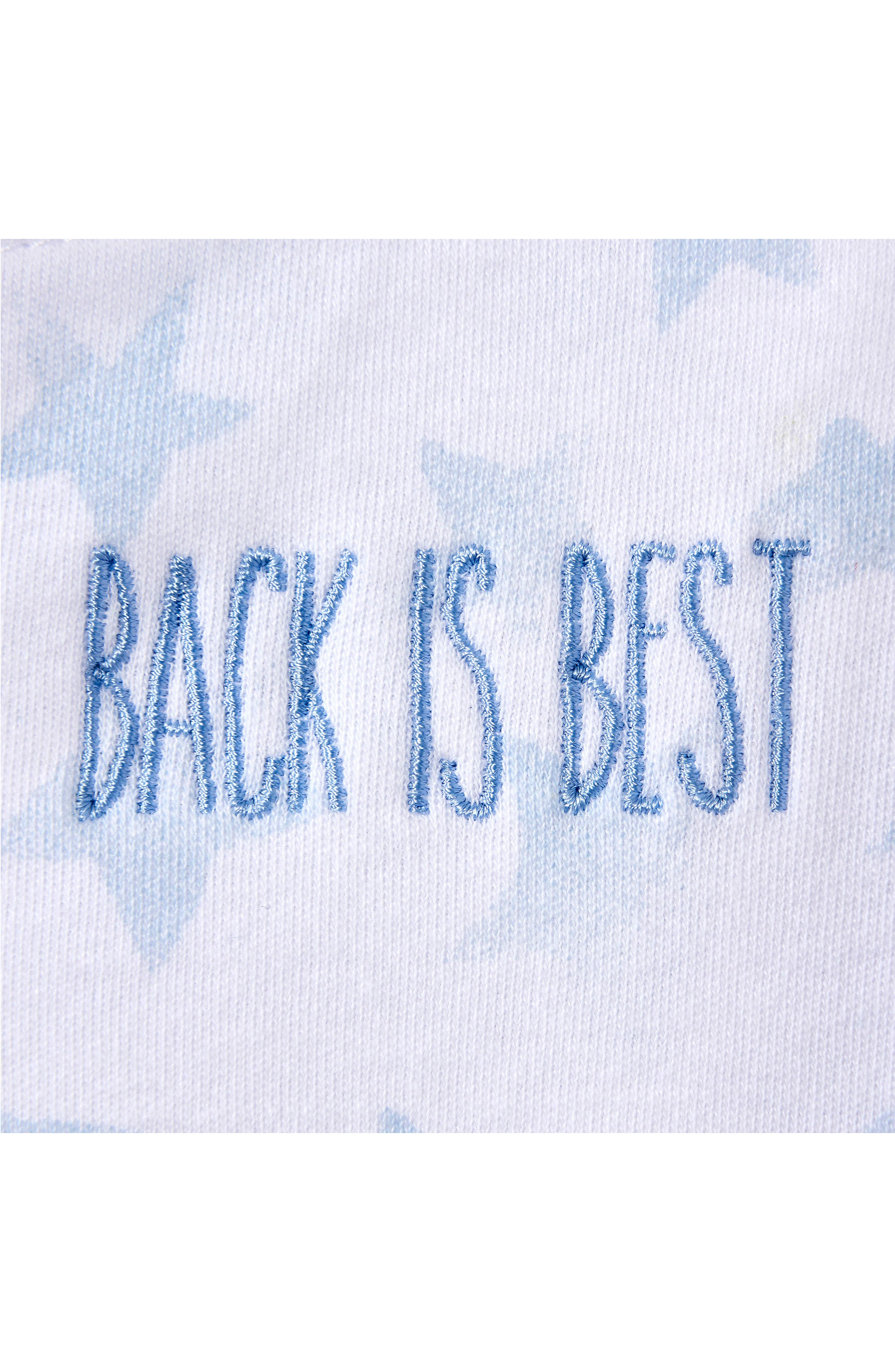 Platinum Series SleepSack<sup>™</sup> Swaddle,                             Alternate thumbnail 3, color,                             Pale Blue Twinkle