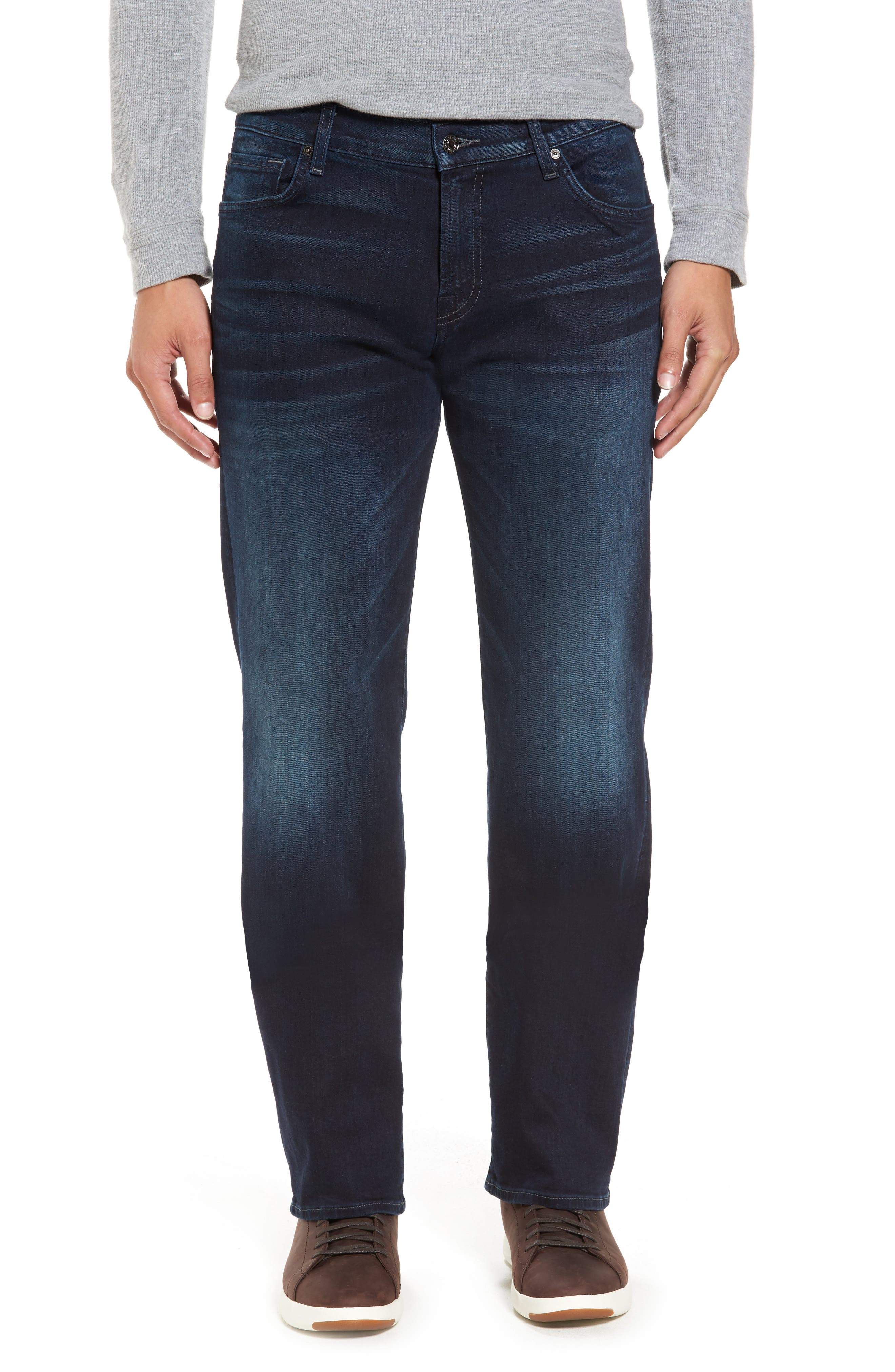 7 For All Mankind® Austyn Relaxed Fit Jeans (Parallax)
