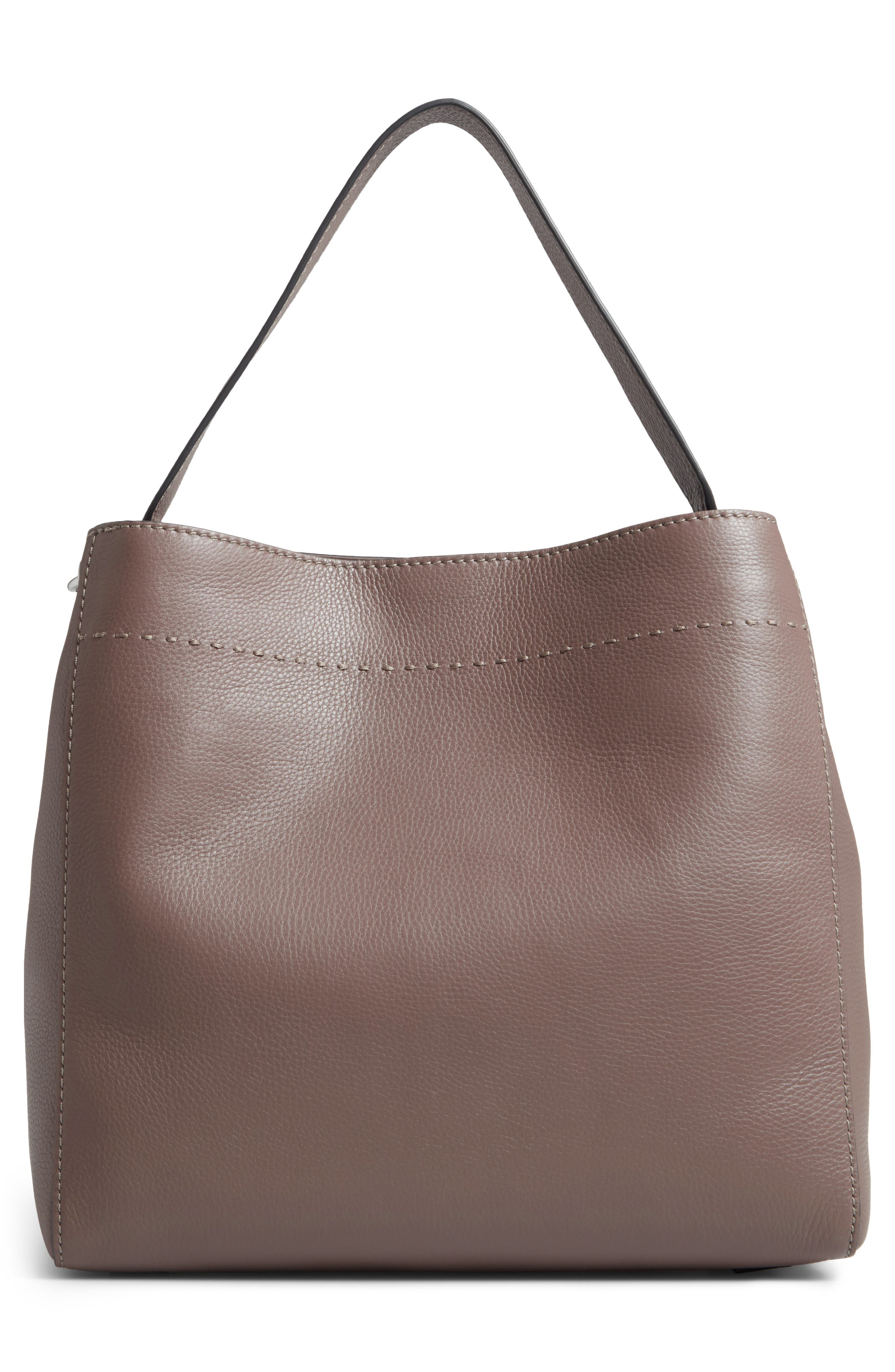 Alternate Image 3  - Tory Burch McGraw Leather Hobo