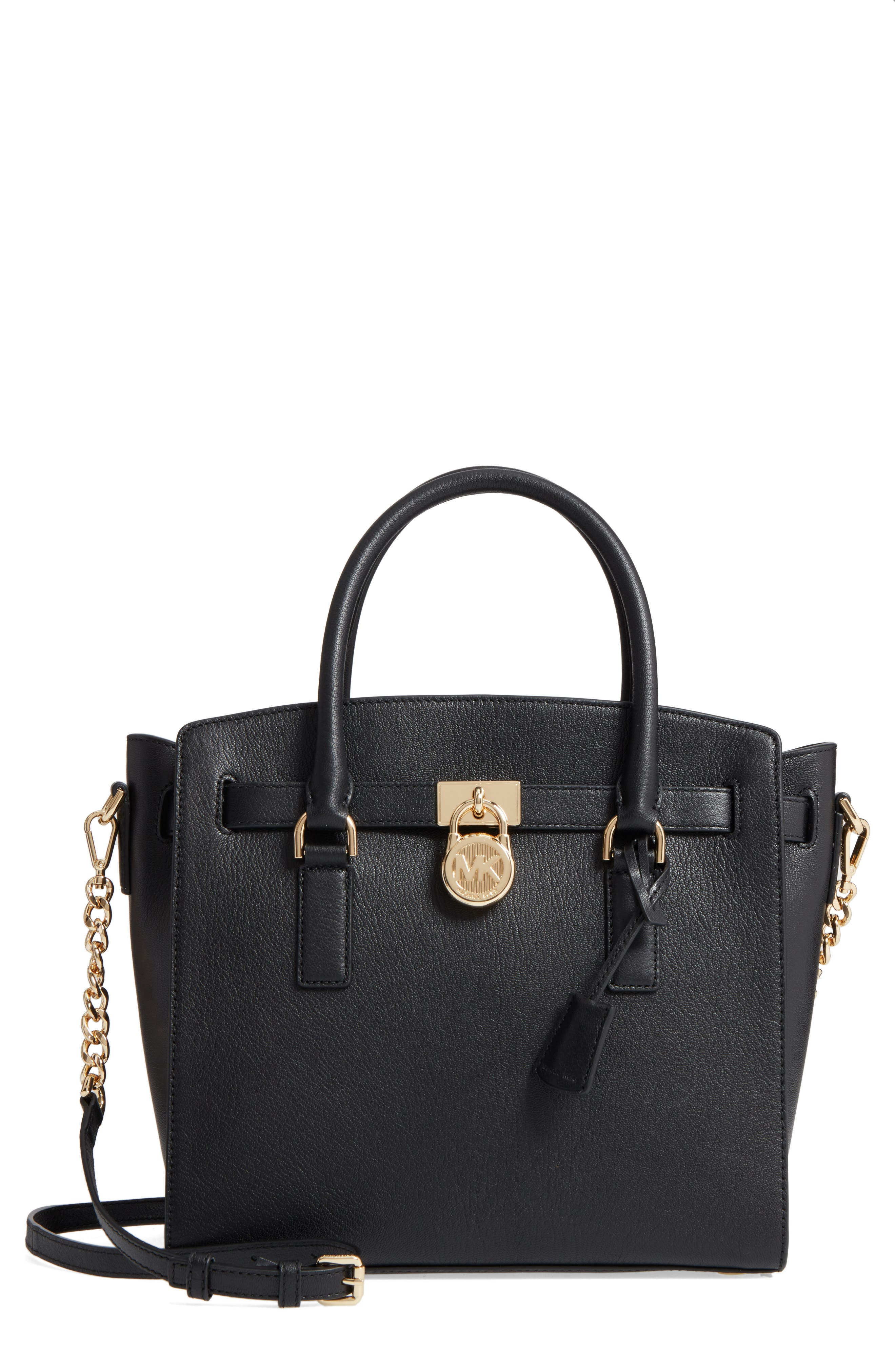 MICHAEL Michael Kors Large Hamilton Leather Tote