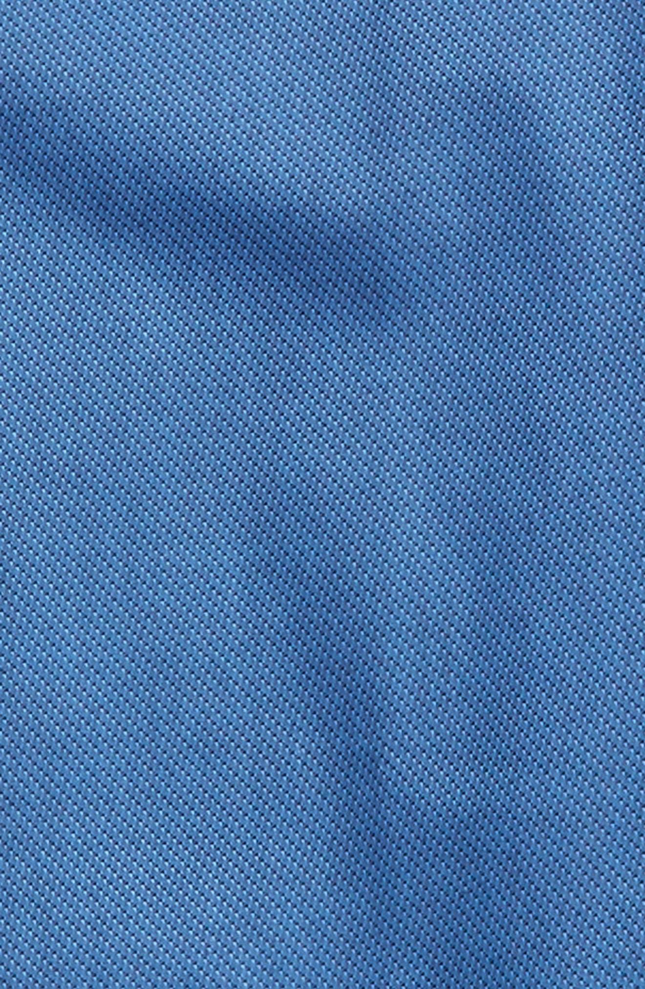 Alternate Image 2  - DKNY Textured Dress Shirt (Big Boys)