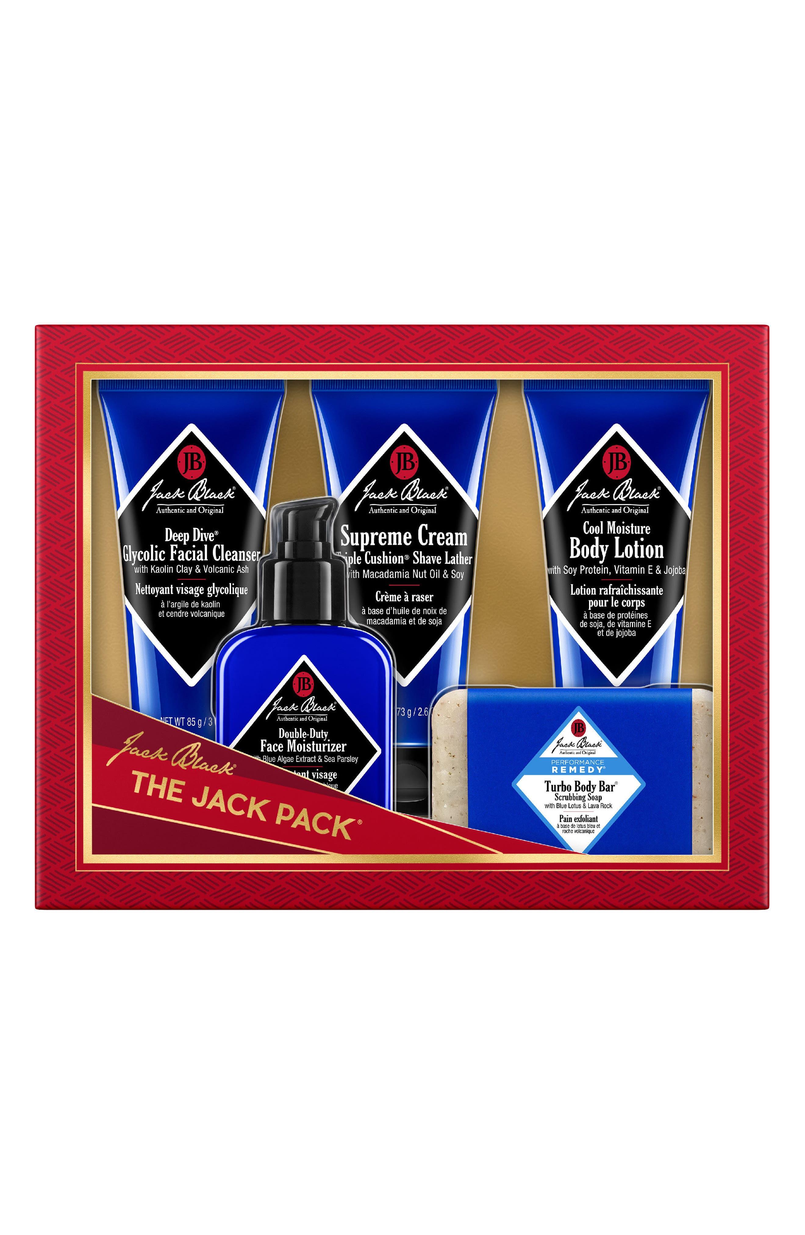 Jack Black The Jack Pack Set (Nordstrom Exclusive) ($80 Value)