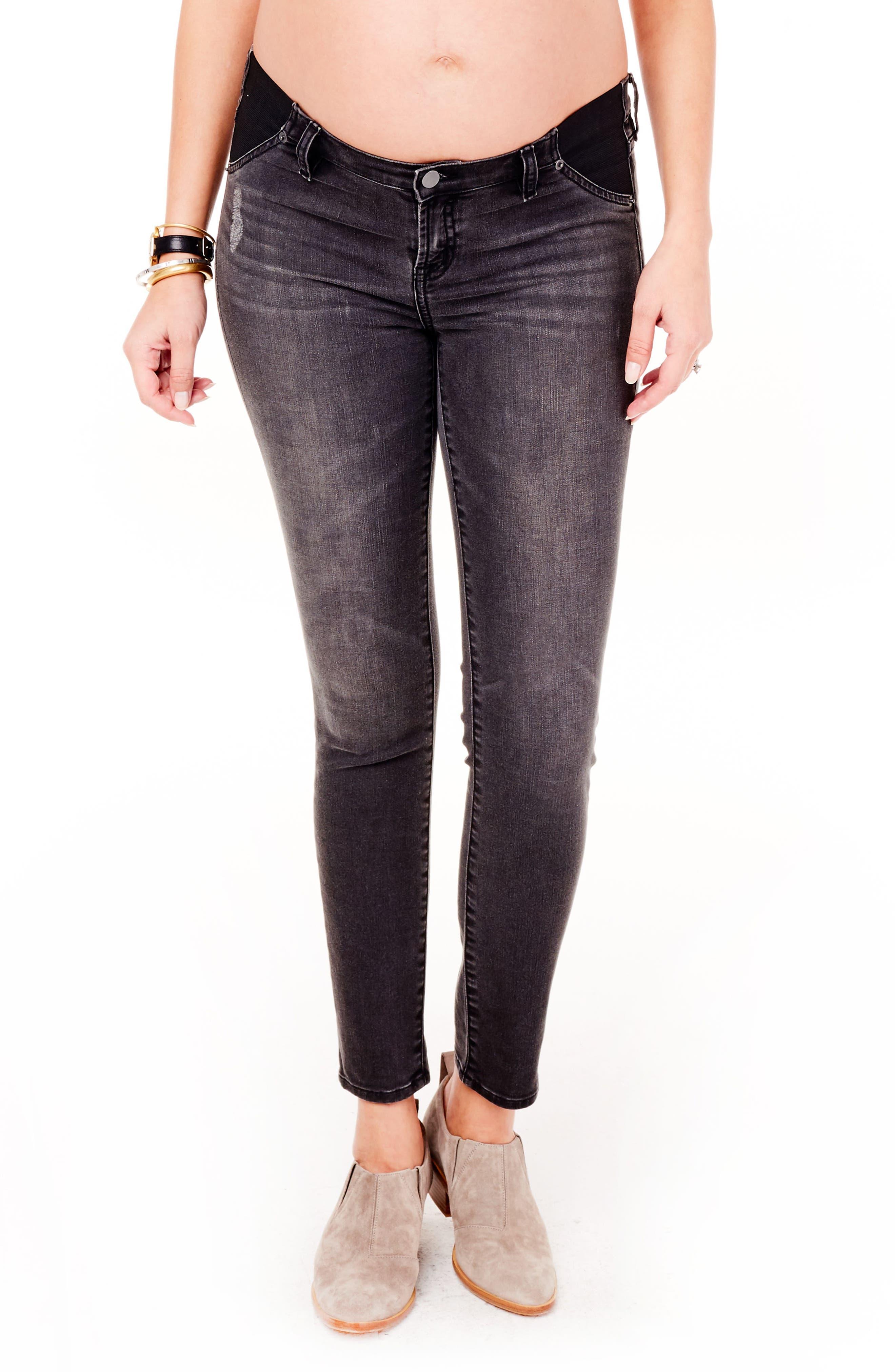 Main Image - Ingrid & Isabel® Sasha Maternity Skinny Jeans