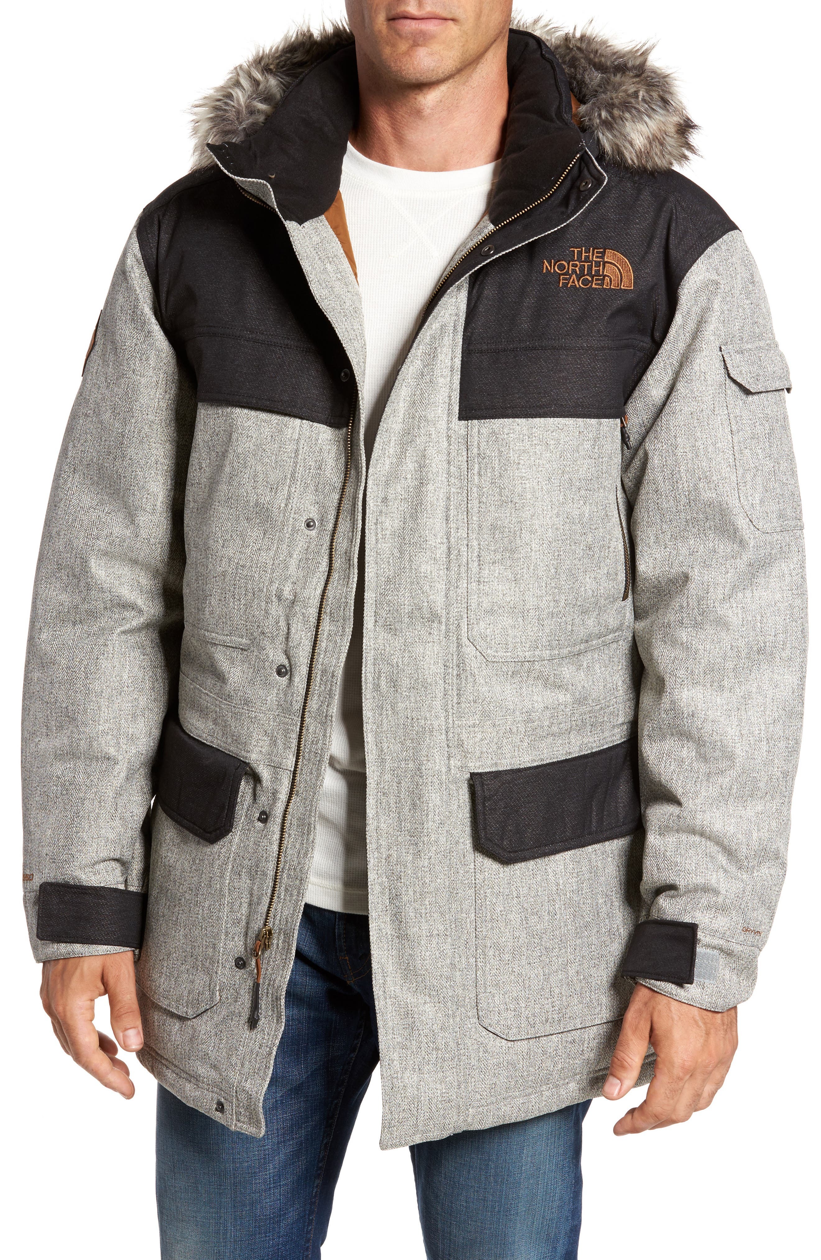 Alternate Image 1 Selected - The North Face McMurdo III Waterproof Parka