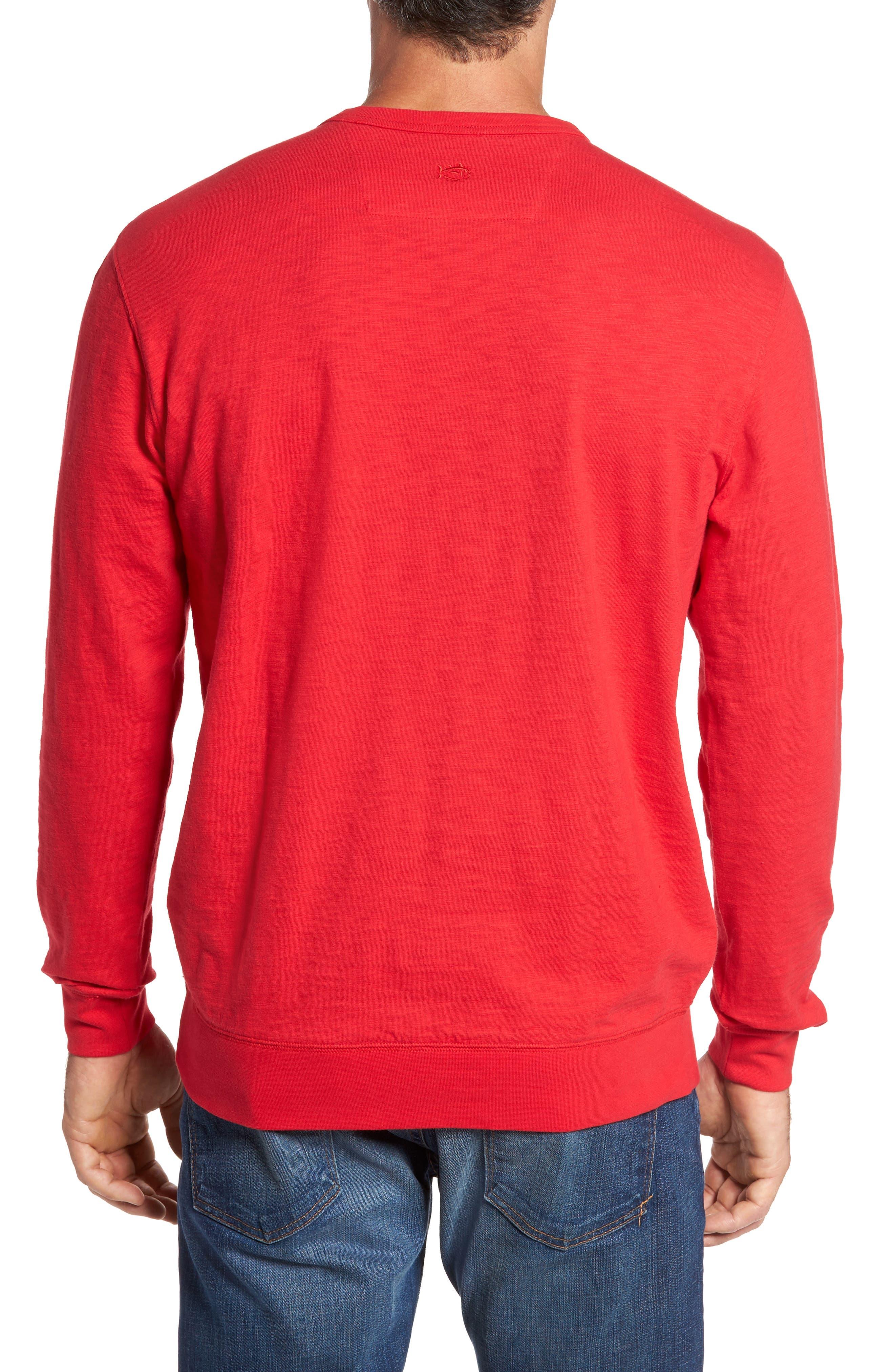 Alternate Image 2  - Southern Tide Montford Slub Pocket T-Shirt