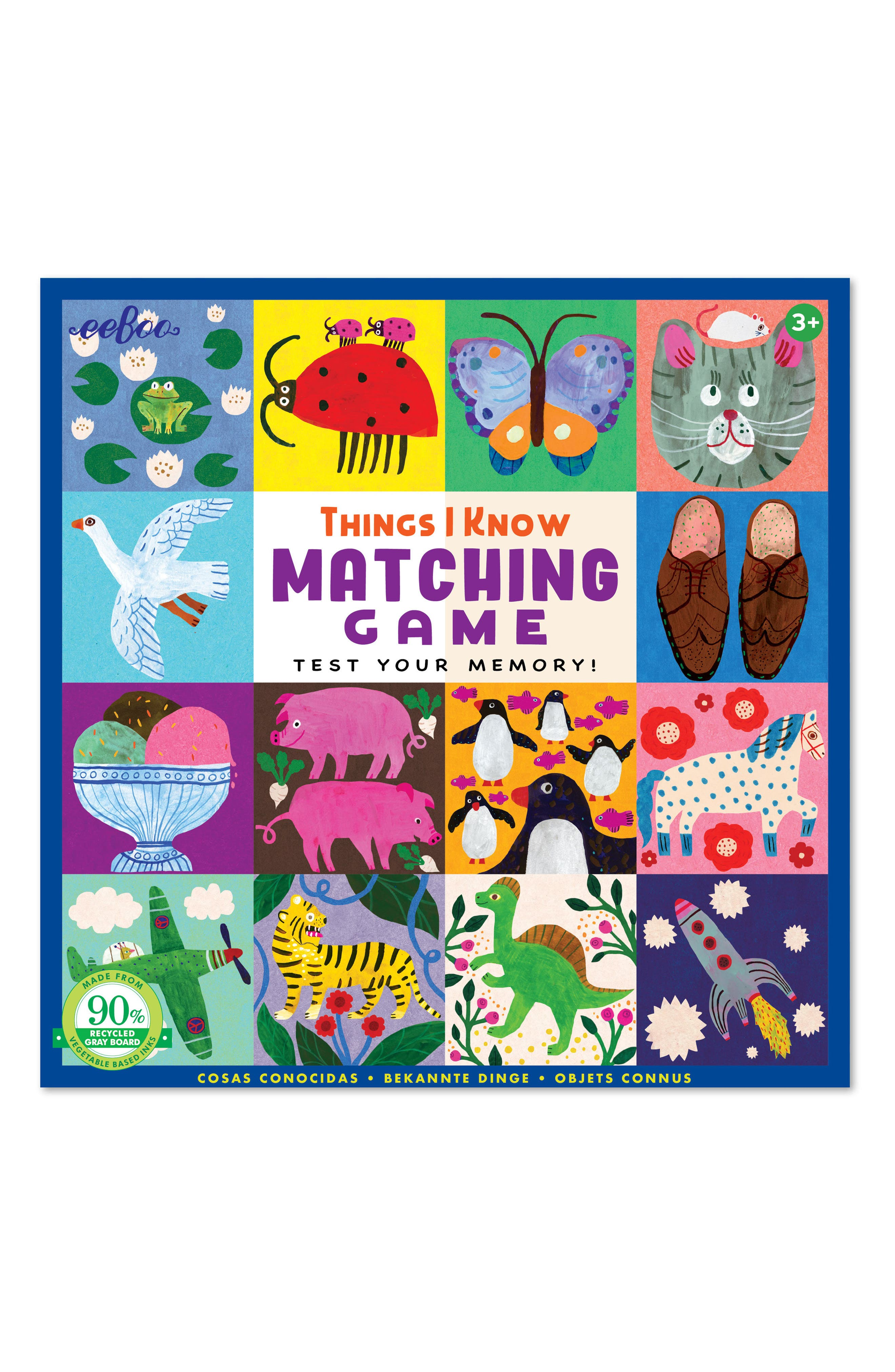 Matching Game,                         Main,                         color, Multi