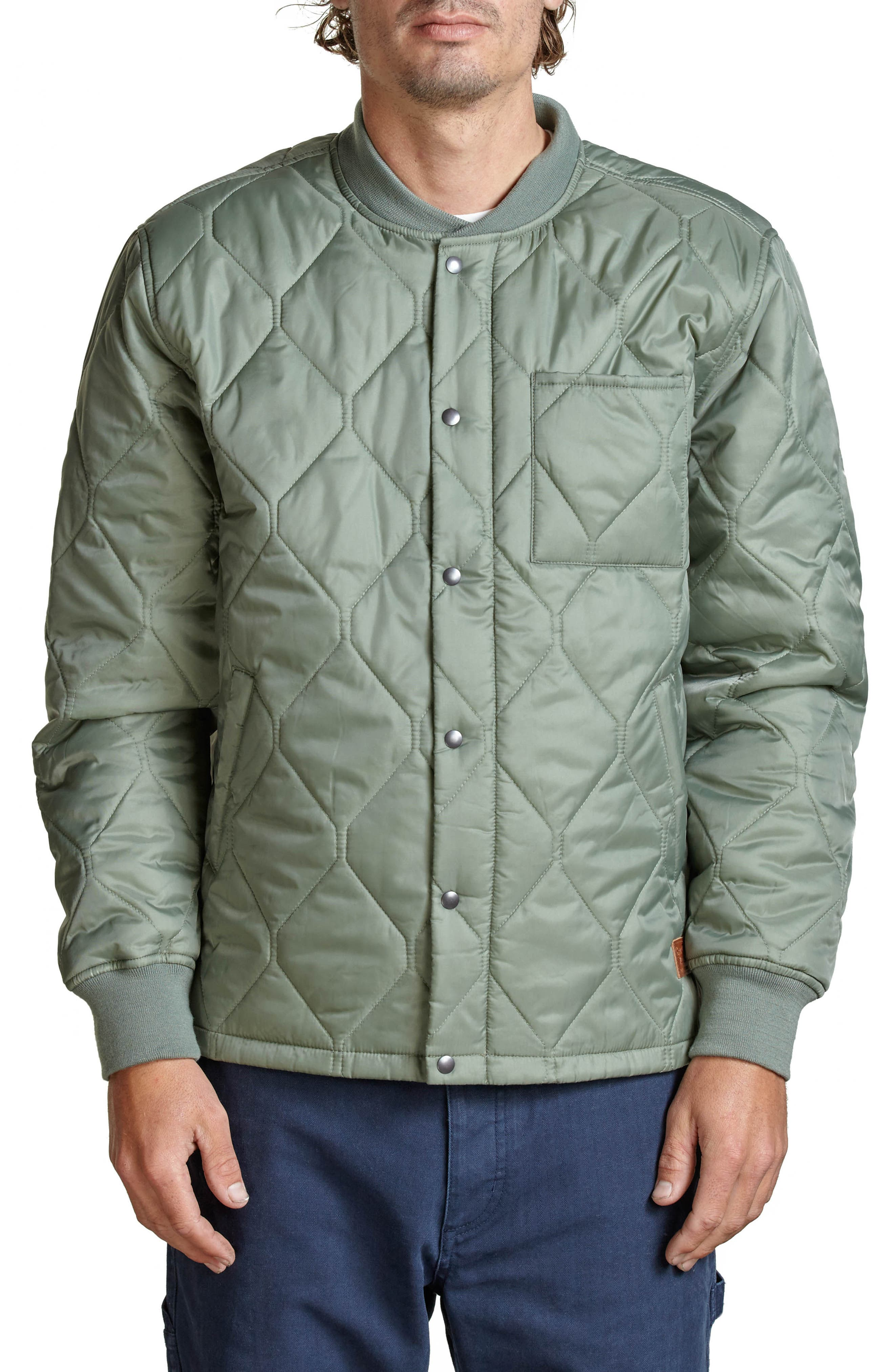 Brixton Crawford Quilted Jacket