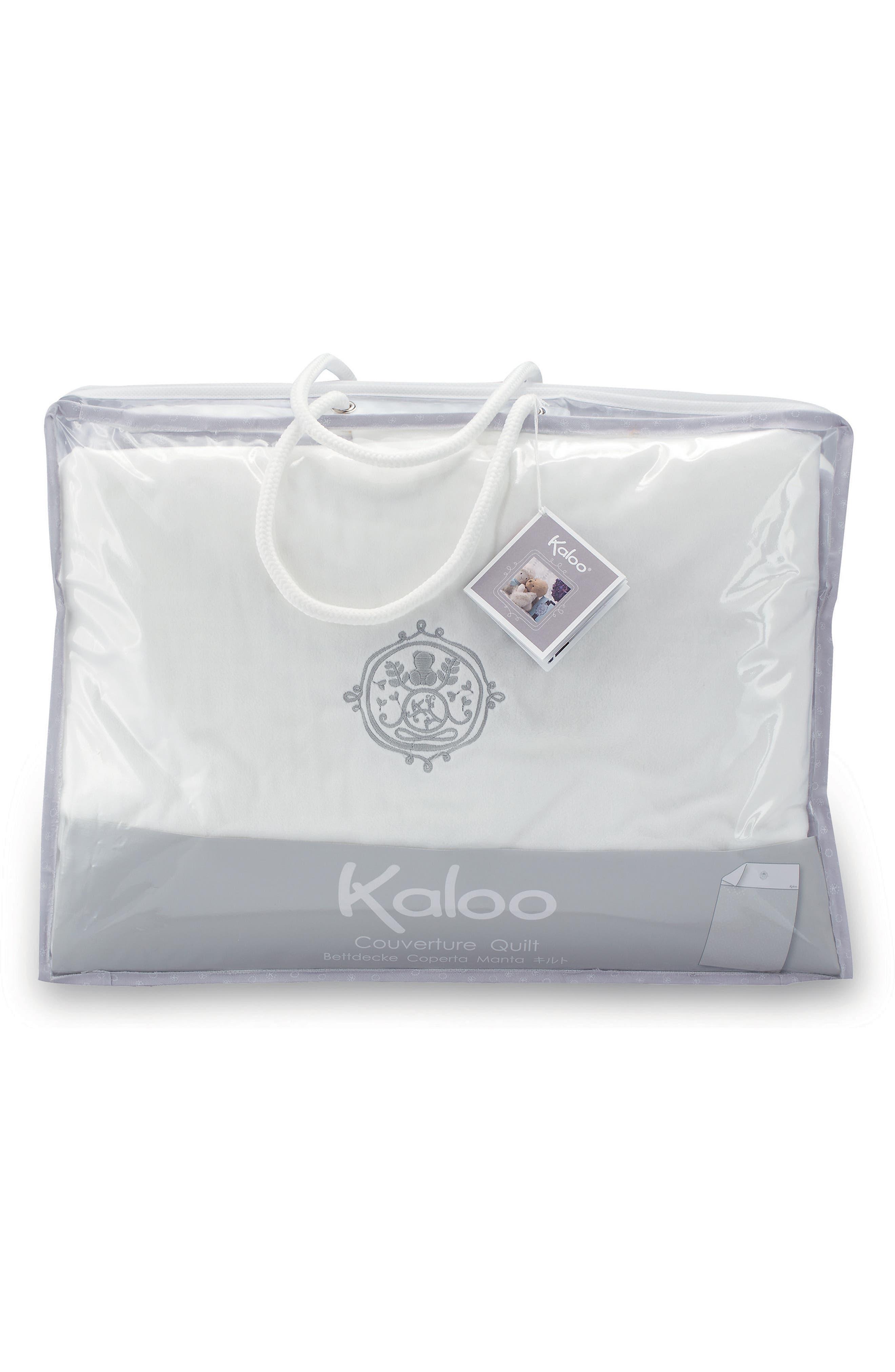 Alternate Image 2  - Kaloo Perle Quilt