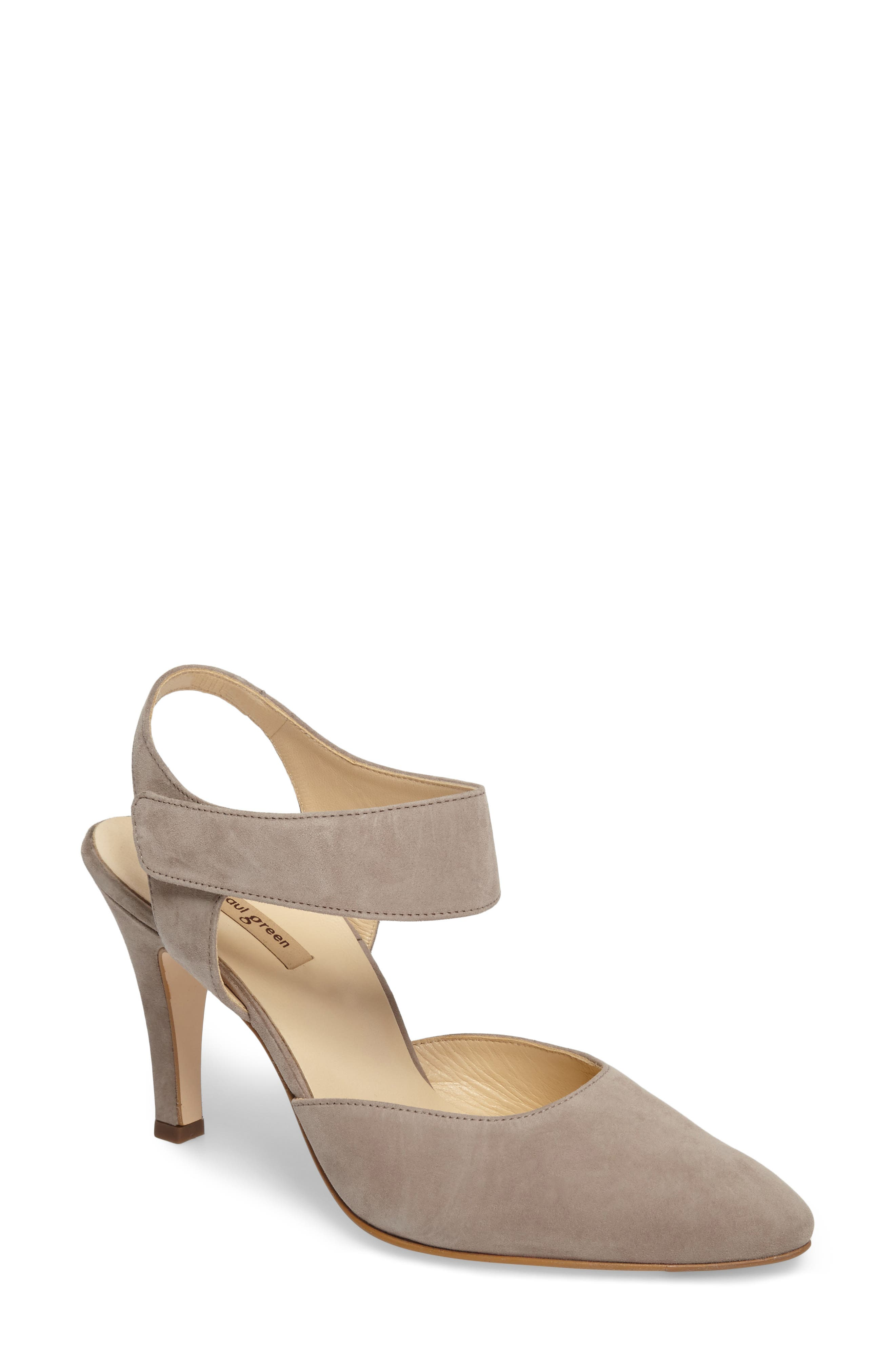 Paul Green Nicolette Pointy Toe Pump (Women)