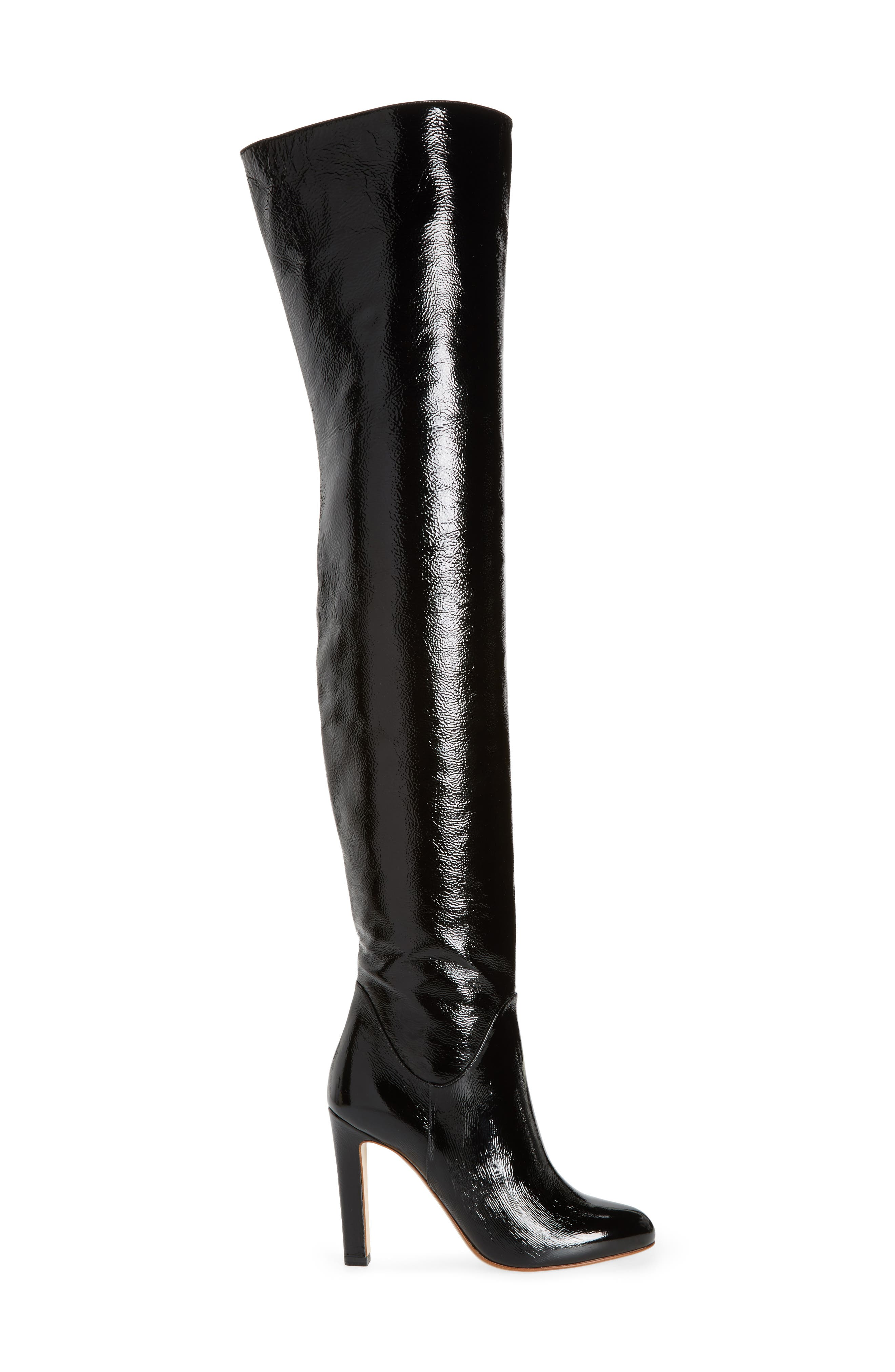 Alternate Image 4  - Francesco Russo Over the Knee Boot (Women)