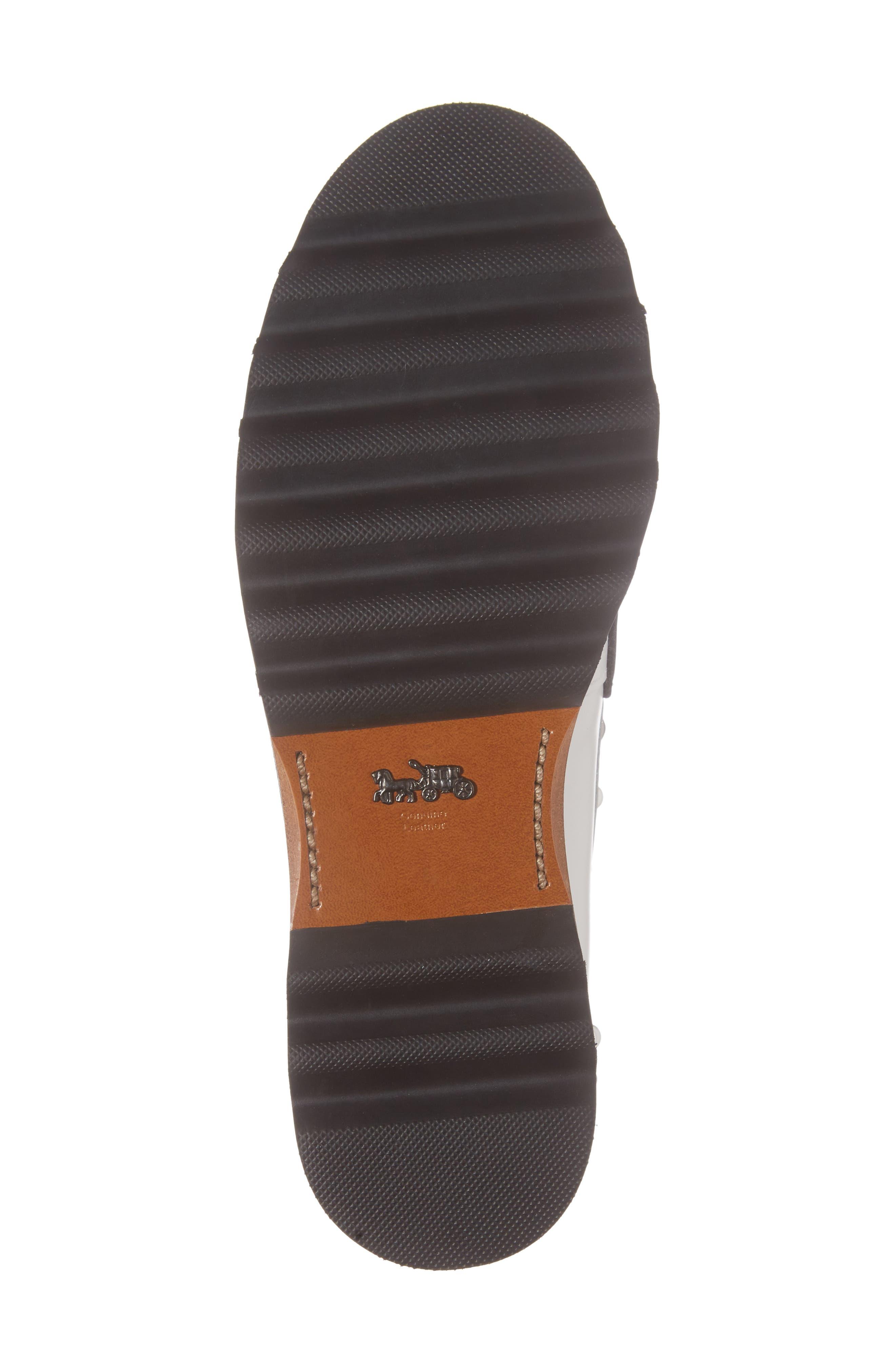 Alternate Image 6  - COACH Lenox Loafer (Women)