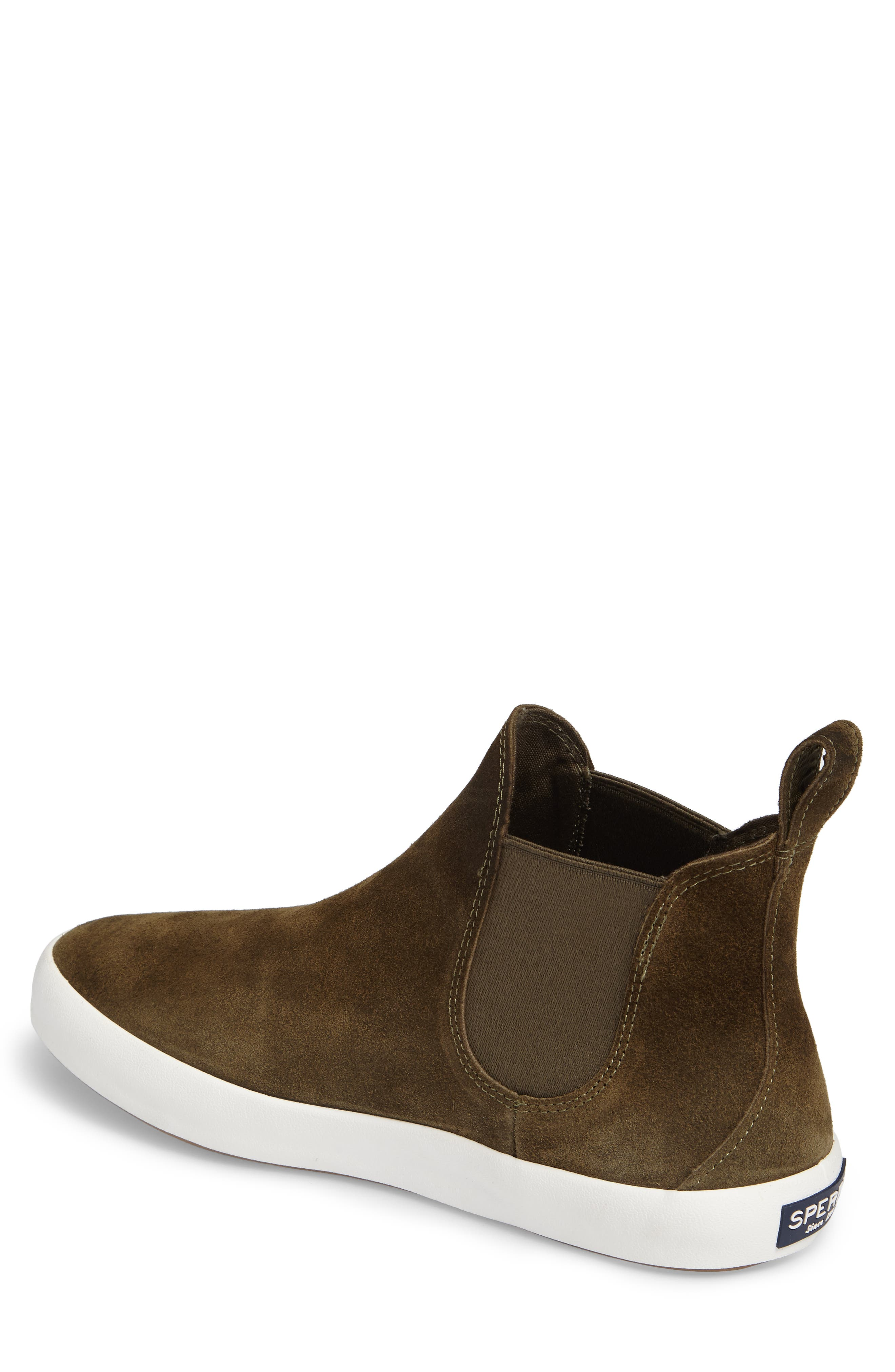 Wahoo Chelsea Sneaker Boot,                             Alternate thumbnail 2, color,                             Olive Leather