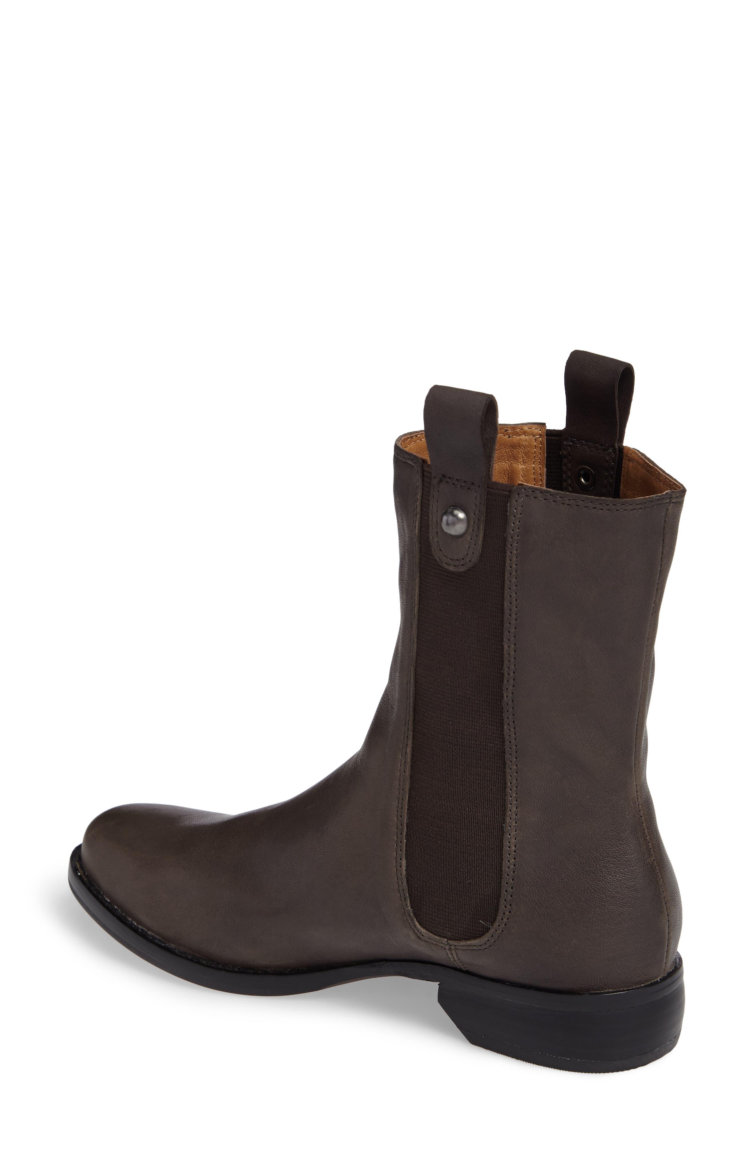 CC Corso Como Armando Boot,                             Alternate thumbnail 2, color,                             Dark Grey Leather