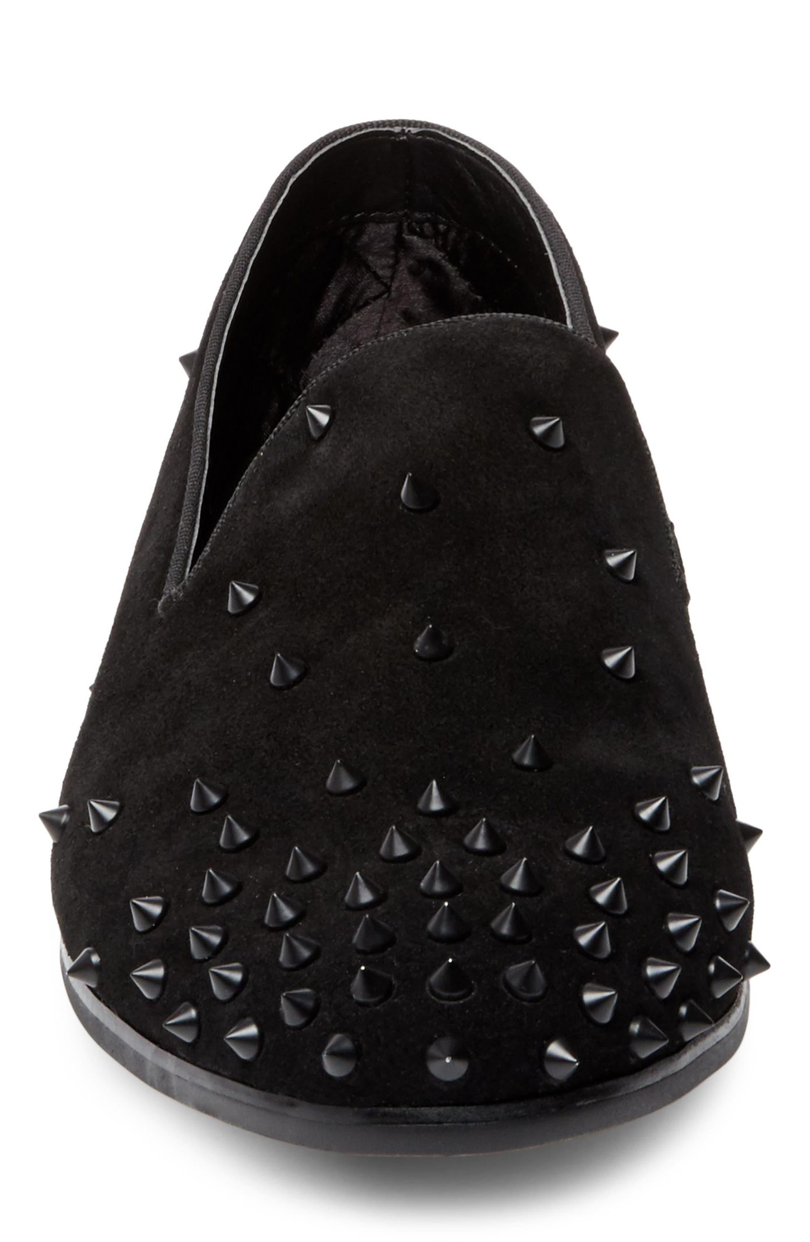 Alternate Image 4  - Steve Madden Cascade Studded Loafer (Men)