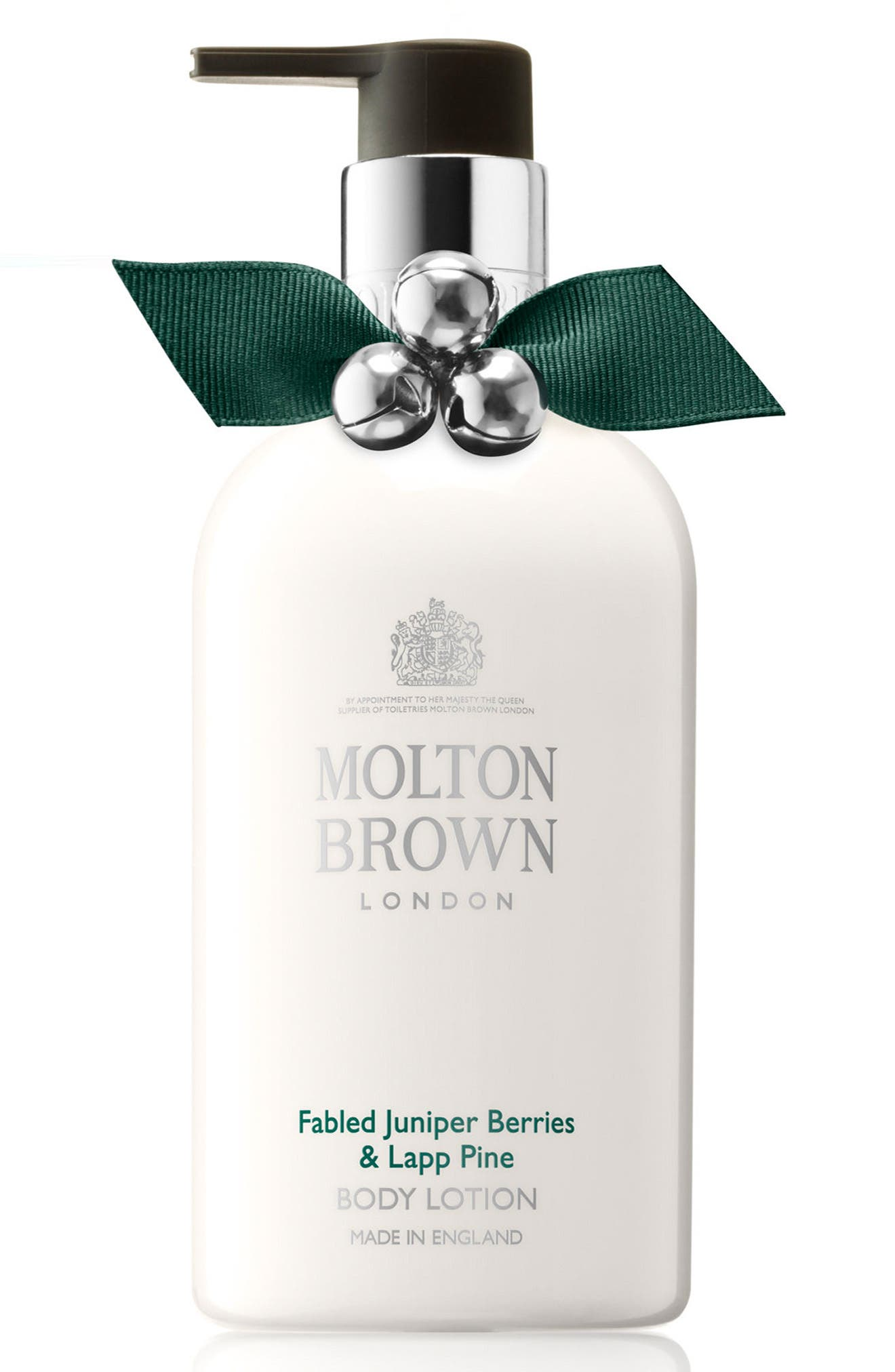 MOLTON BROWN London Fabled Juniper Berries & Lapp Pine Body Lotion (Limited Edition)