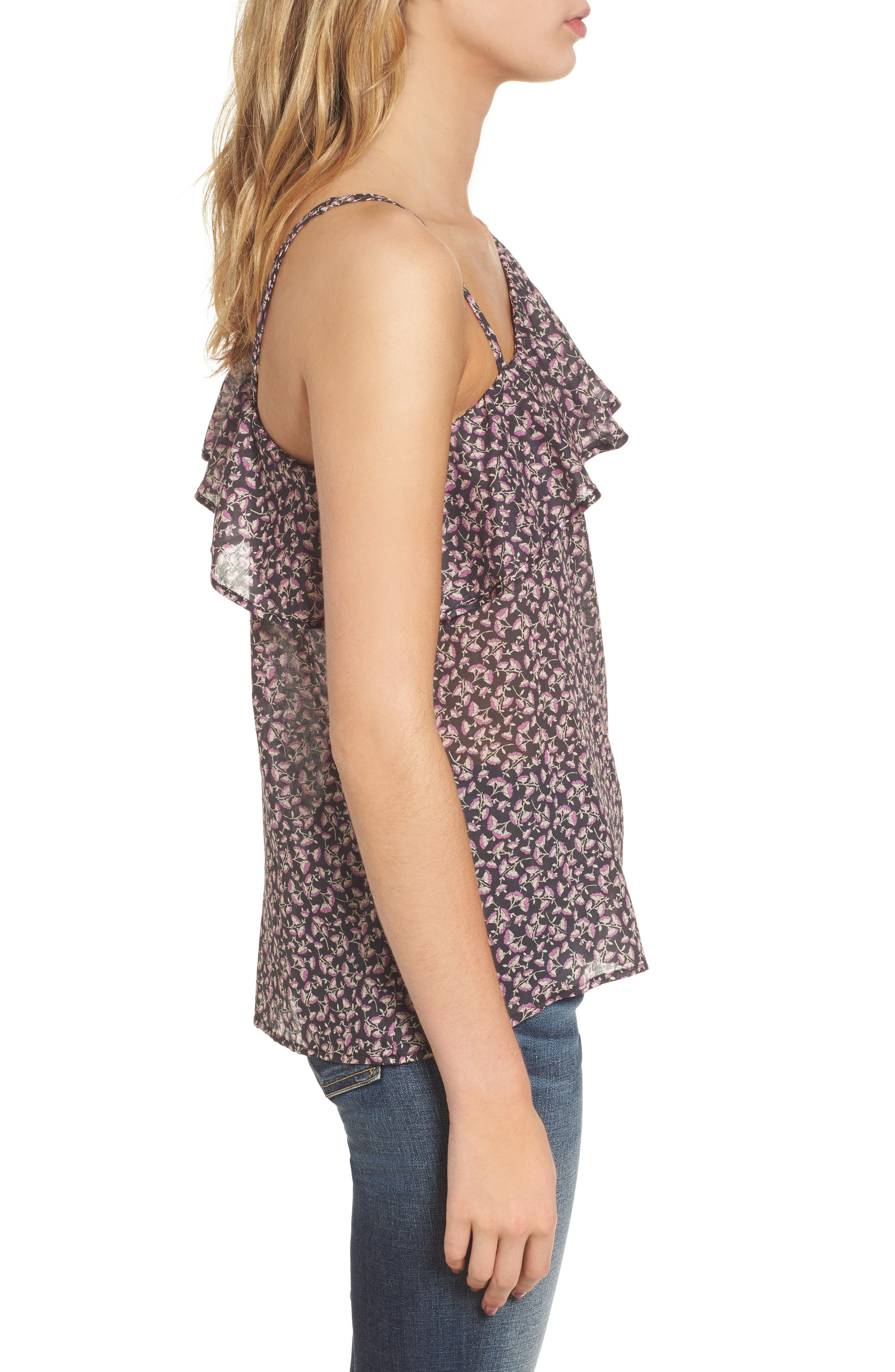 The Brightside One-Shoulder Top,                             Alternate thumbnail 3, color,                             Dream A Little Dream