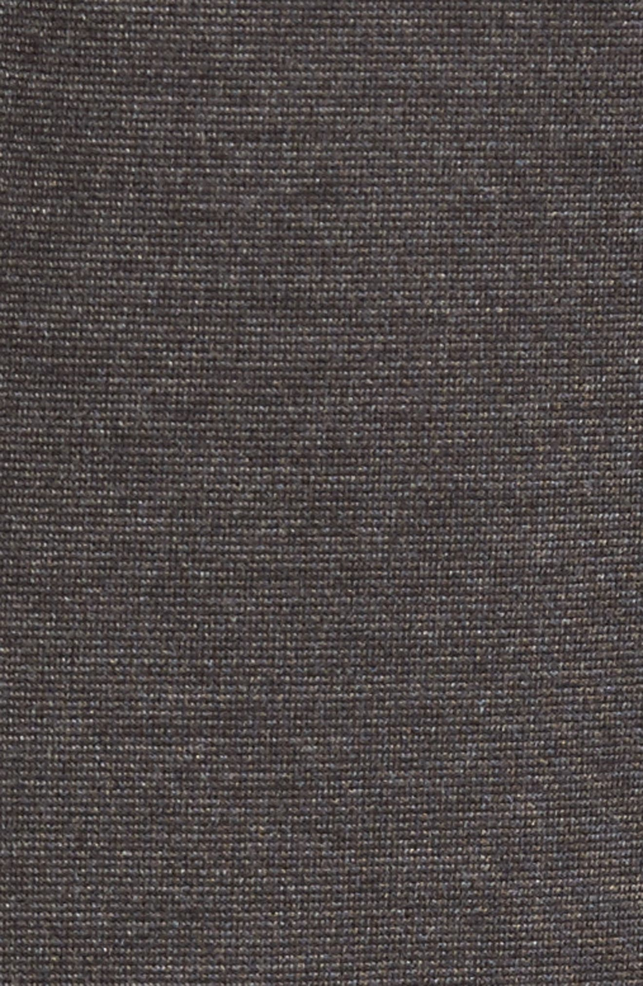 Alternate Image 5  - Bugatchi Regular Fit Blazer
