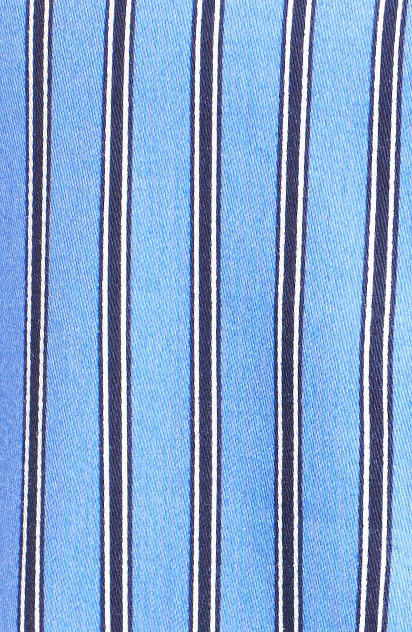Alternate Image 6  - Lauren by Ralph Lauren Paisley Sleep Shirt