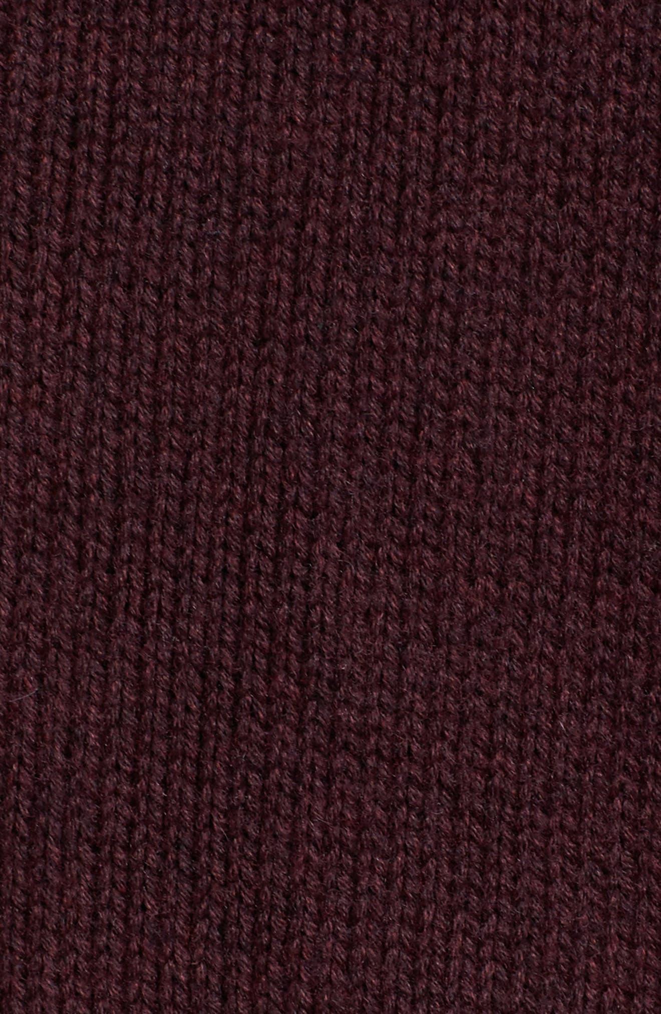 Alternate Image 6  - UGG® Sweater Knit Poncho