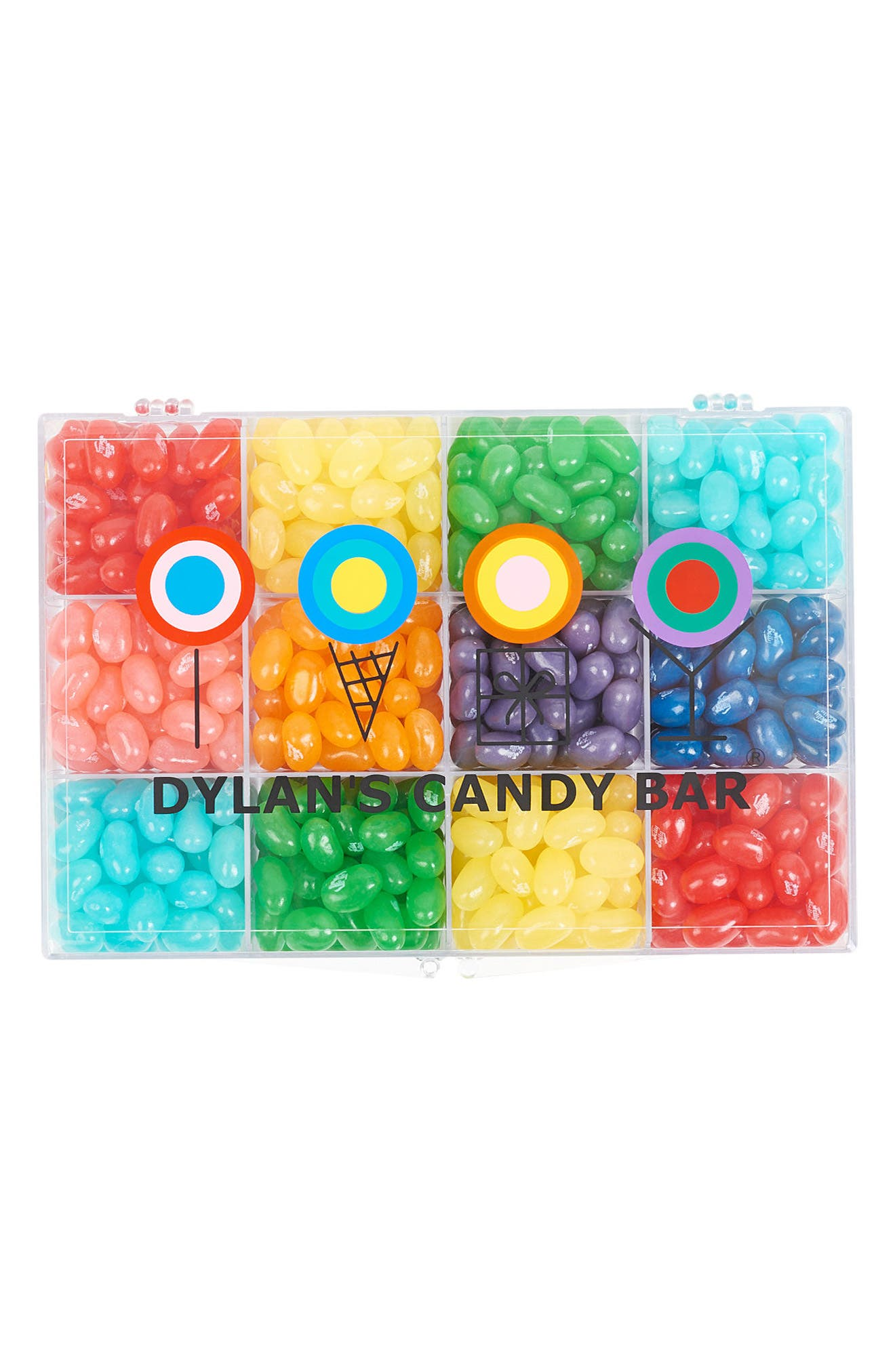 Signature Jelly Belly Tackle Box,                         Main,                         color, Blue