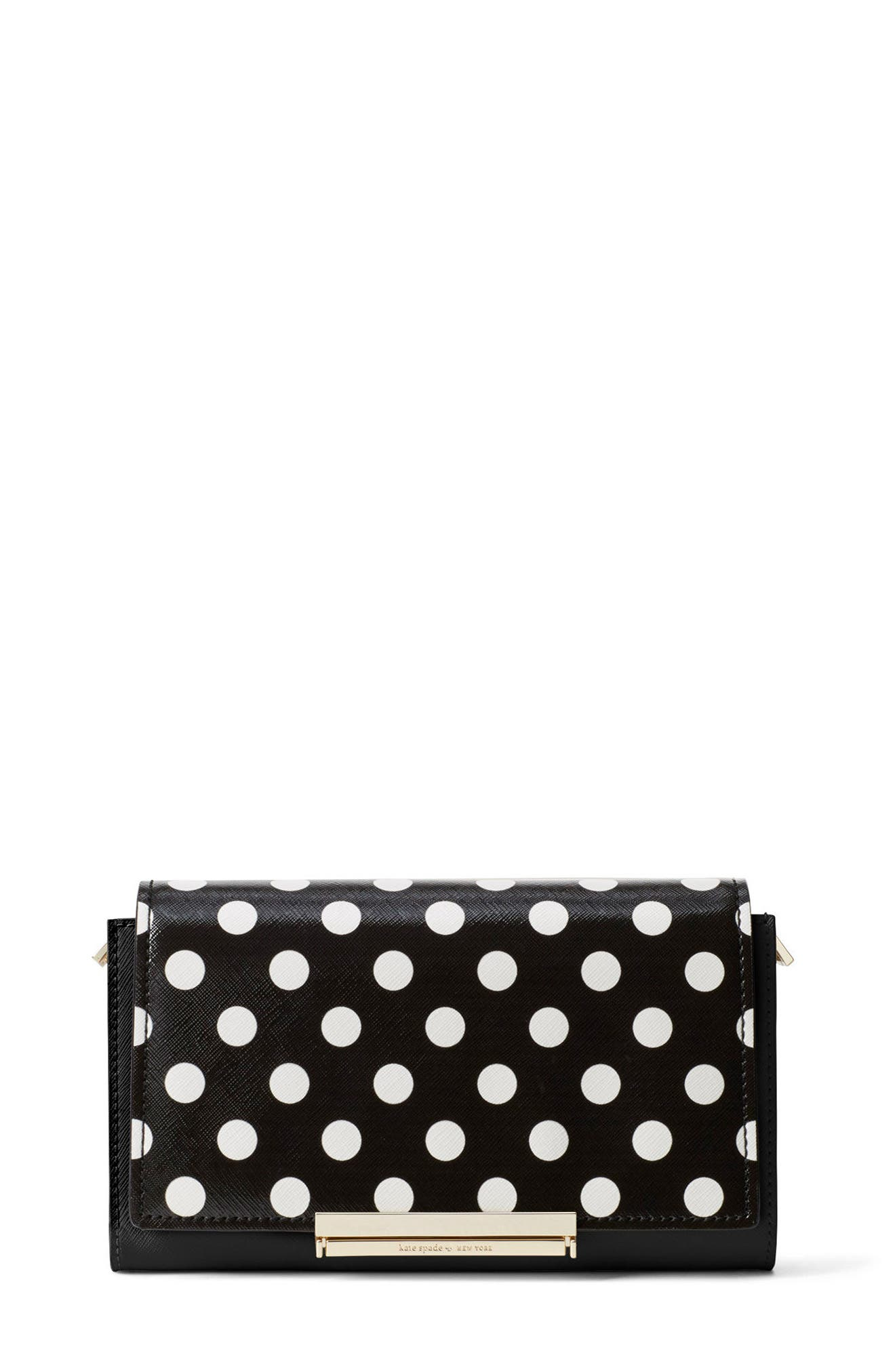 Alternate Image 3  - kate spade new york make it mine polka dot snap-on accent flap