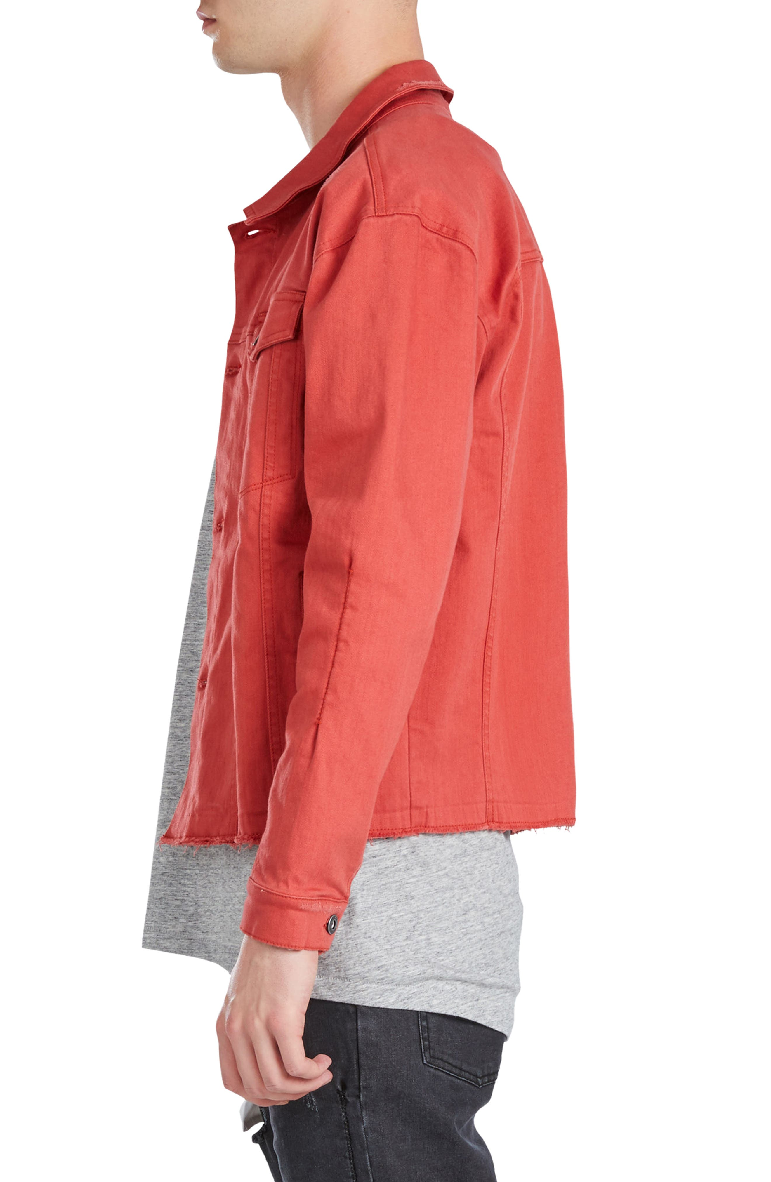Alternate Image 3  - ZANEROBE Snitch Denim Jacket
