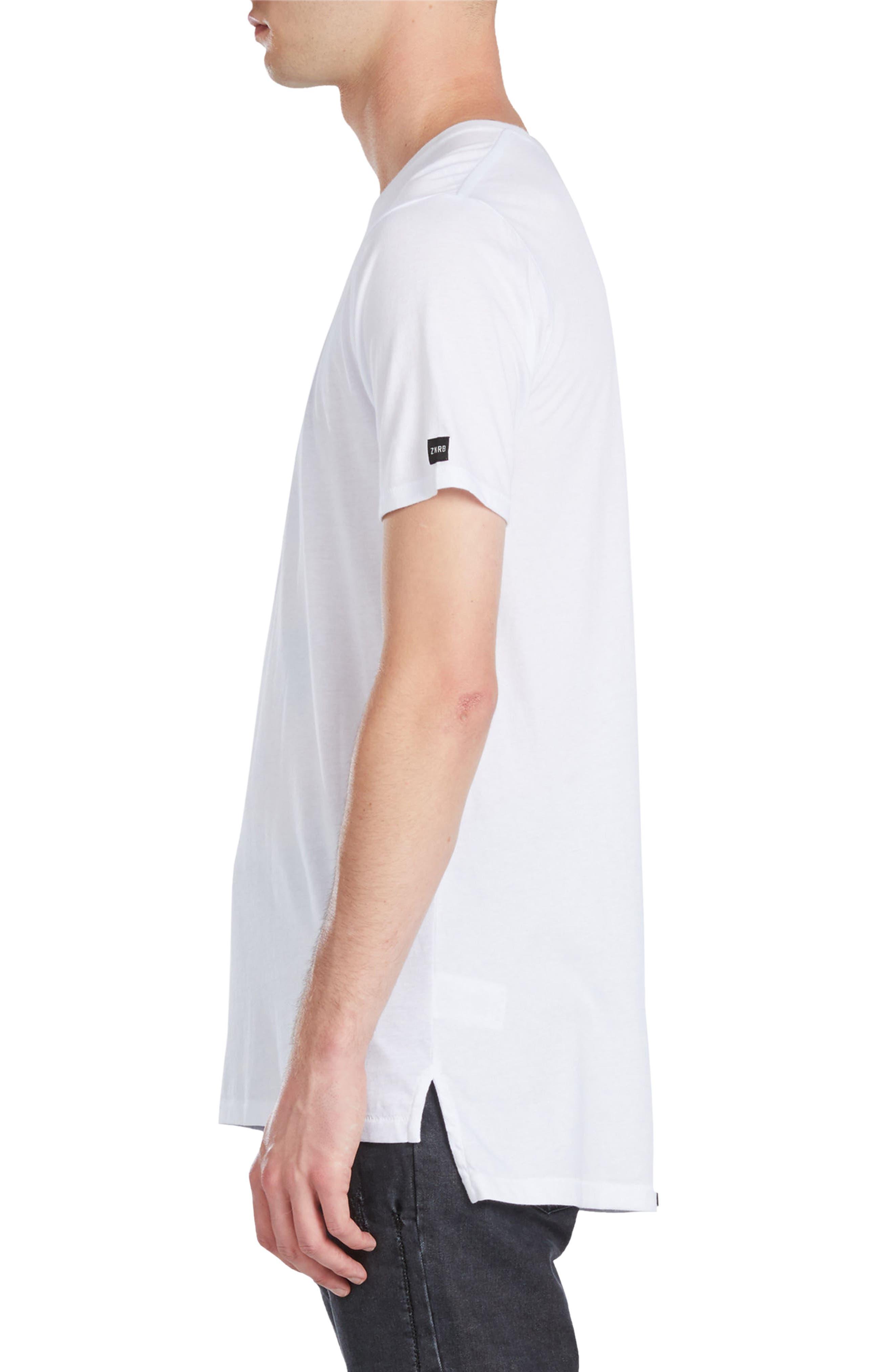 Transit Flintlock T-Shirt,                             Alternate thumbnail 3, color,                             White
