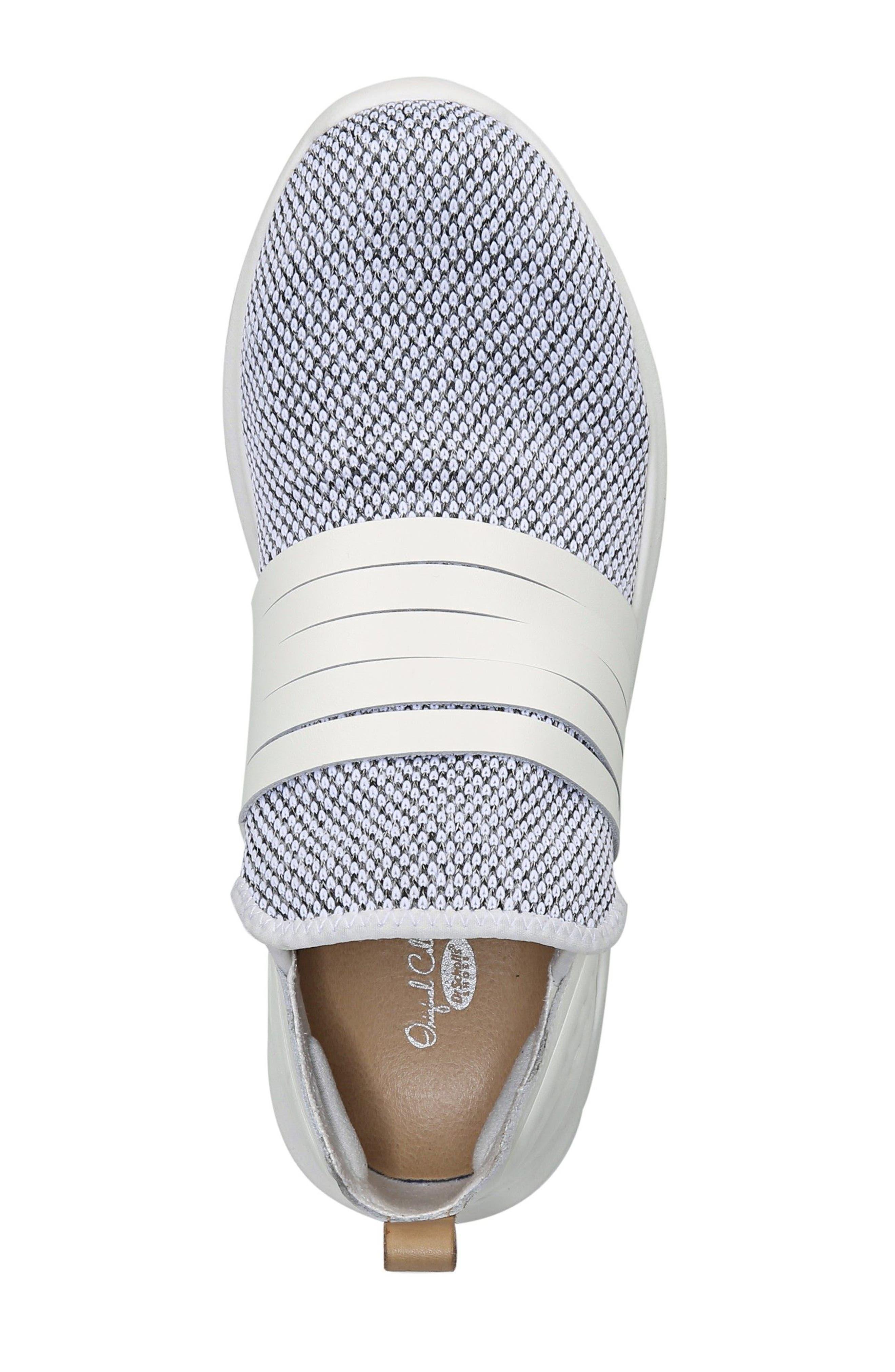 Alternate Image 5  - Dr. Scholl's Fierceness Knit Slip-On Sneaker (Women)