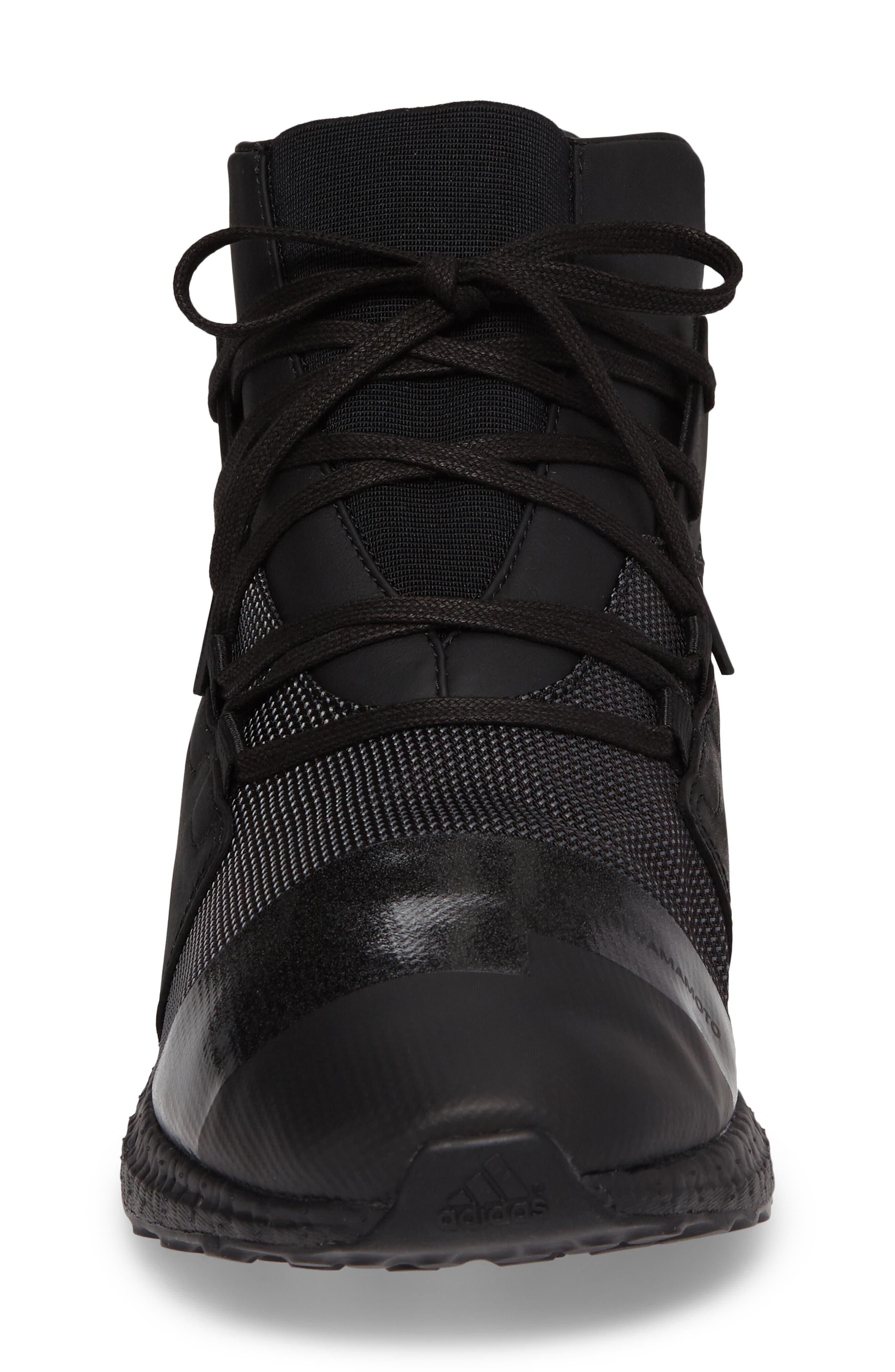 Kozoko High Sneaker,                             Alternate thumbnail 4, color,                             Black