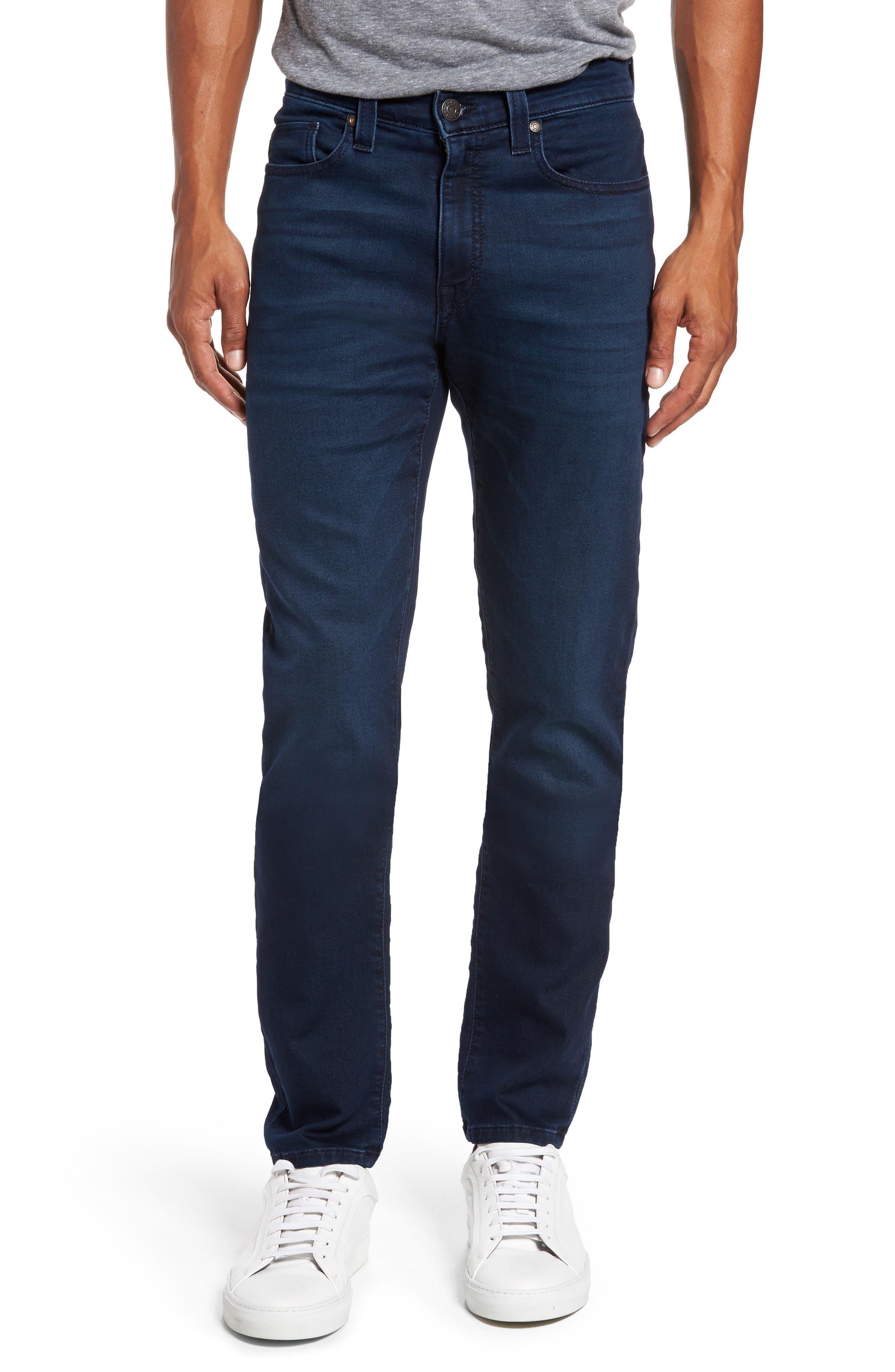 Main Image - Fidelity Denim Torino Slim Fit Jeans (Lemmy Blue)