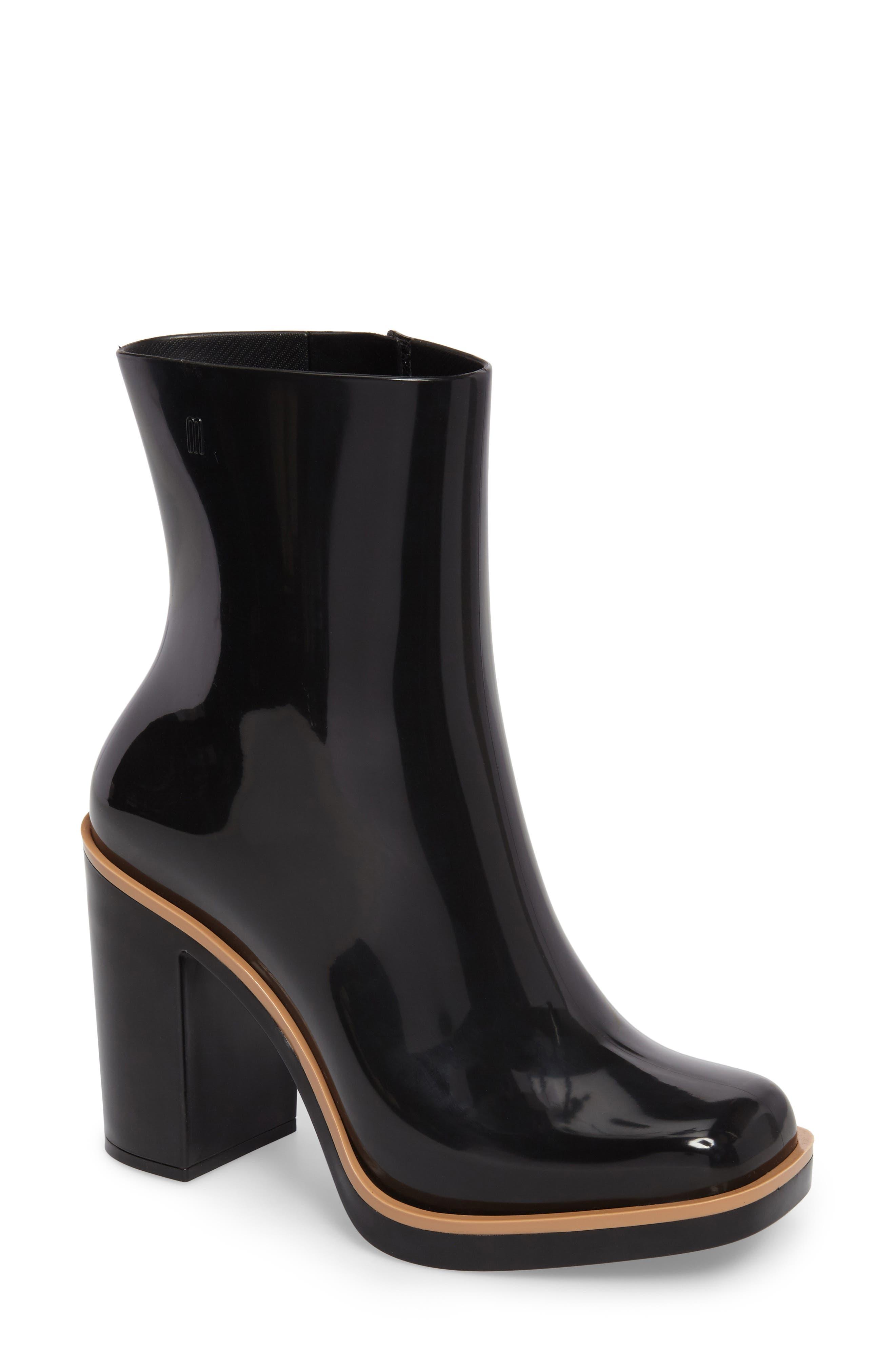 Alternate Image 1 Selected - Melissa Classic Rain Boot (Women)