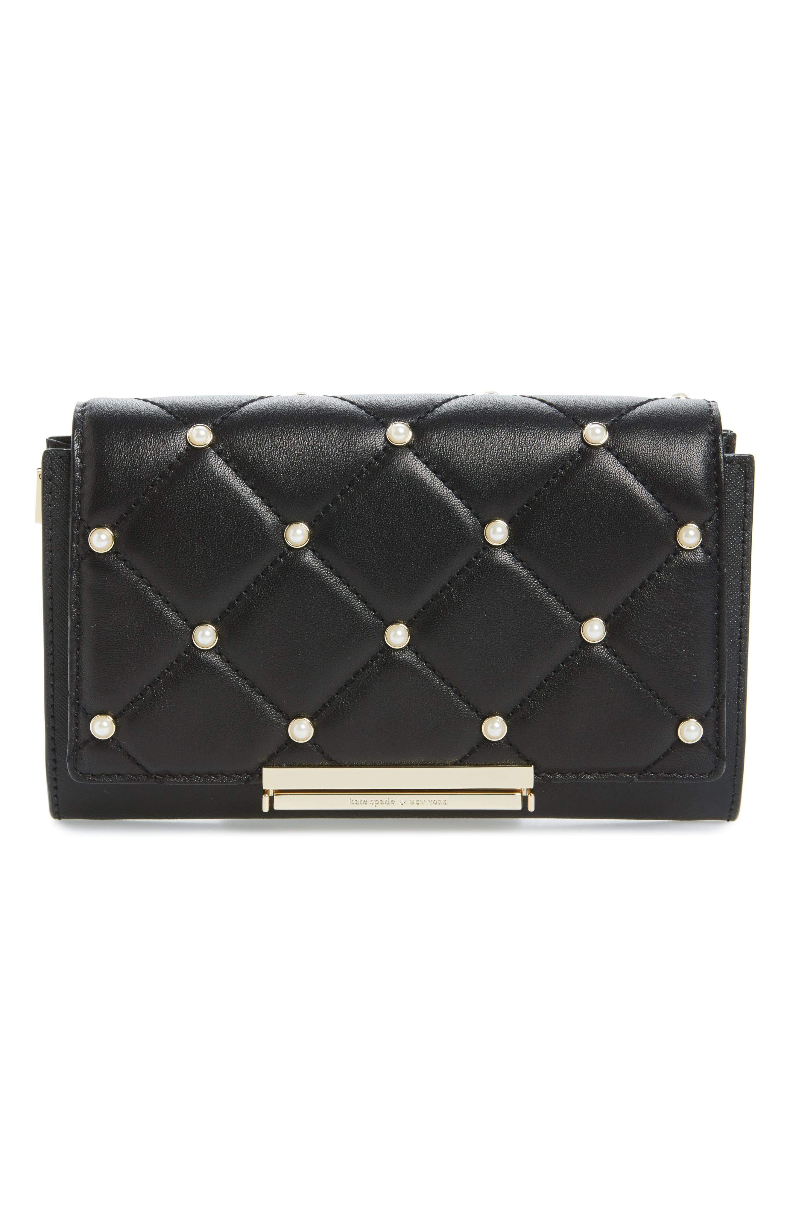 Alternate Image 2  - kate spade new york make it mine imitation pearl snap-on accent flap