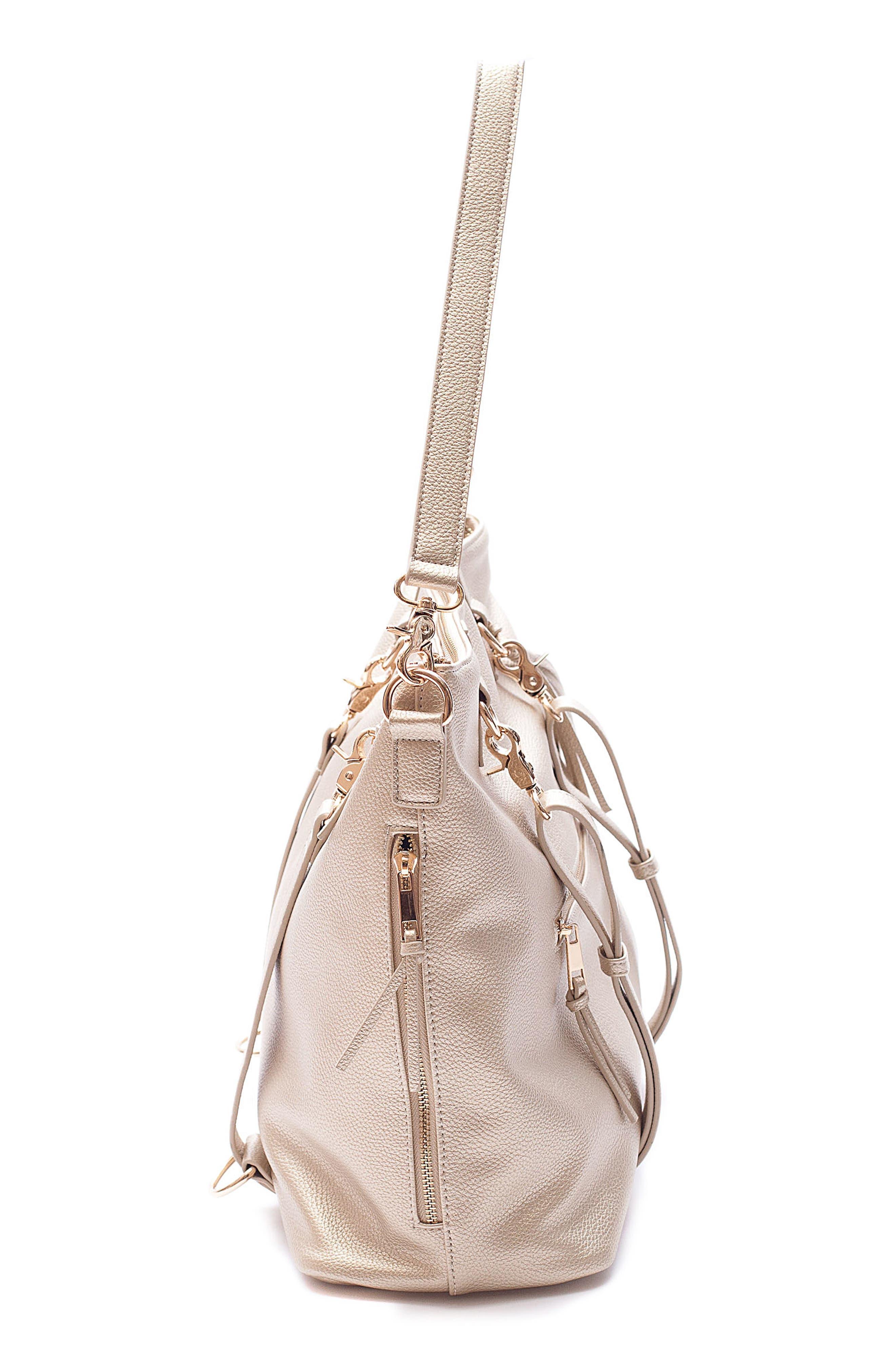 Alternate Image 3  - Bella Tunno Boss Convertible Diaper Backpack