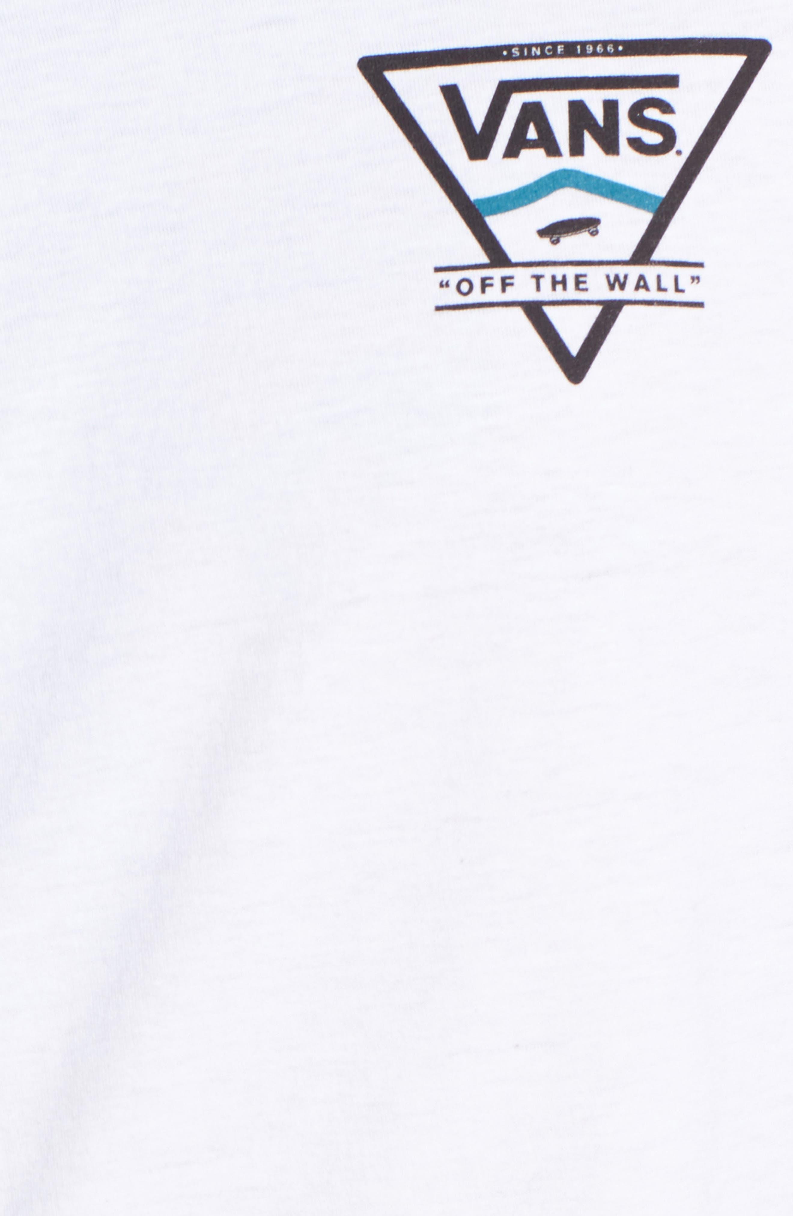 Classic T-Shirt,                             Alternate thumbnail 5, color,                             White